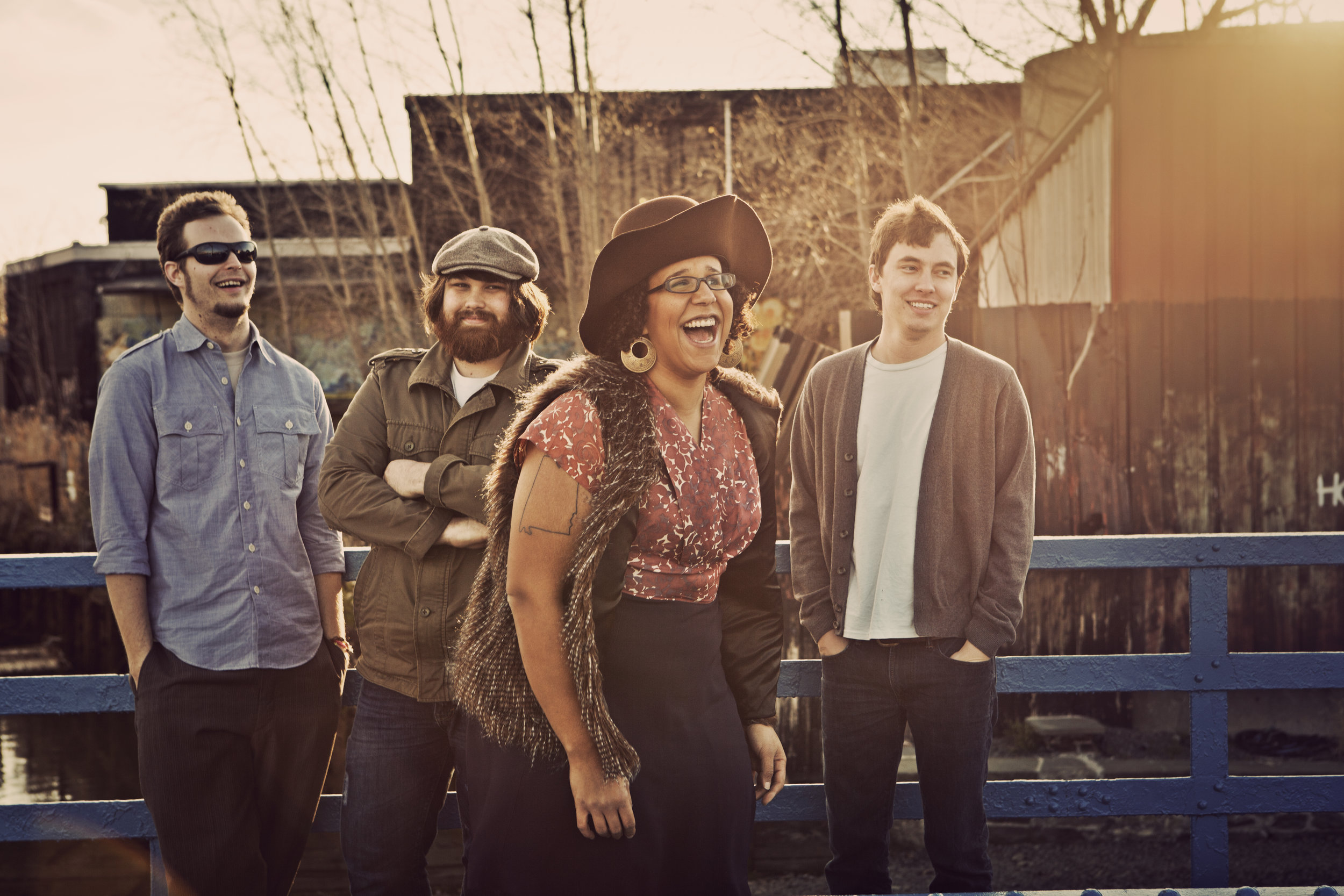 Alabama Shakes, Brooklyn, 2011