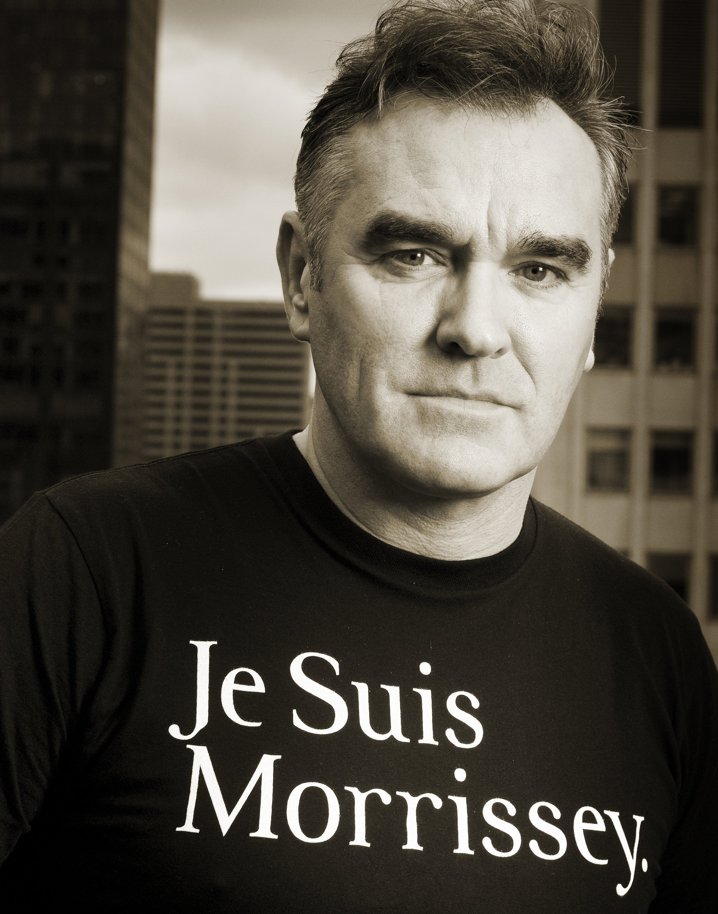 Morrissey, New York City, 2007