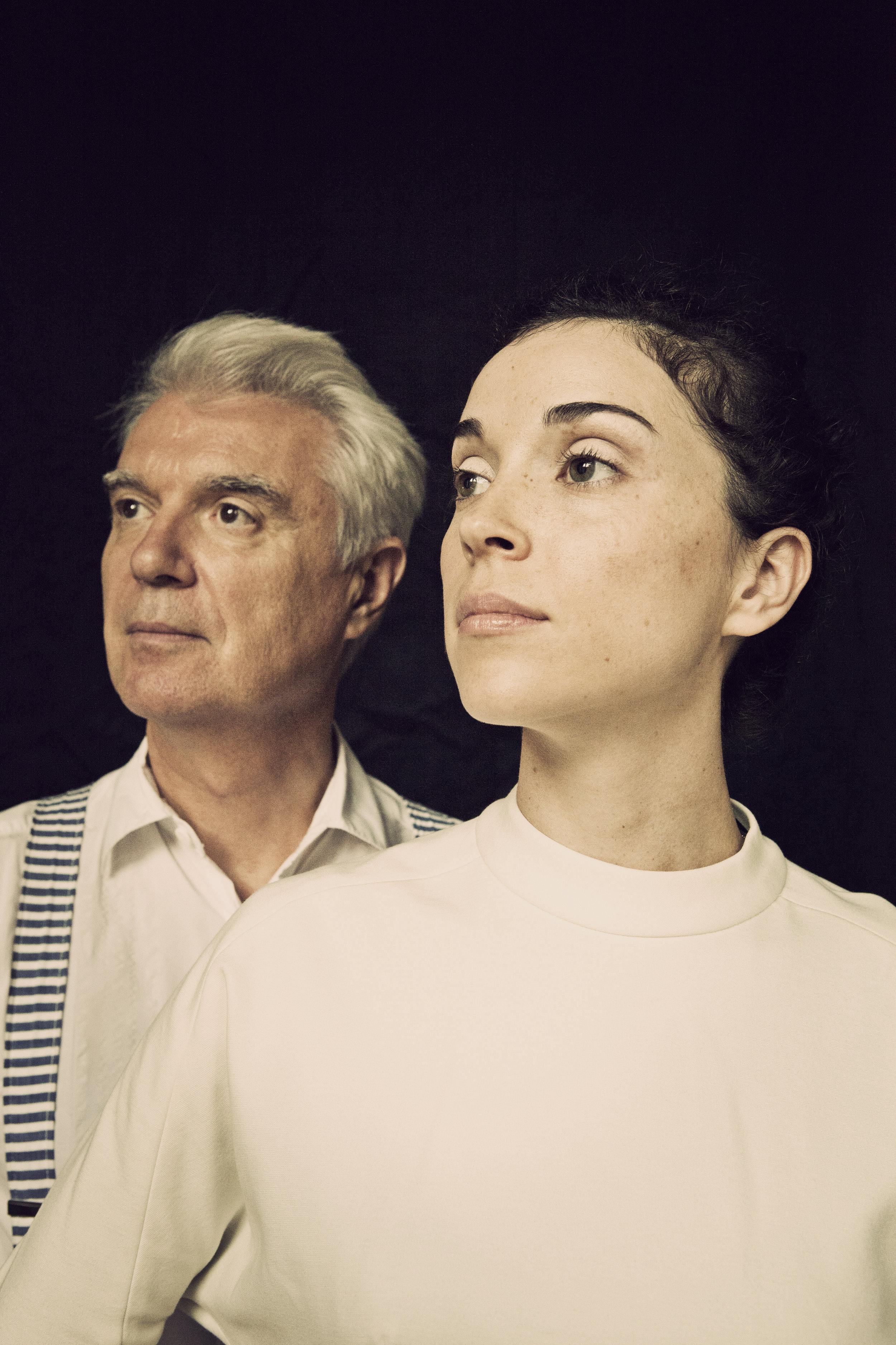 David Byrne and St. Vincent, New York City, 2012