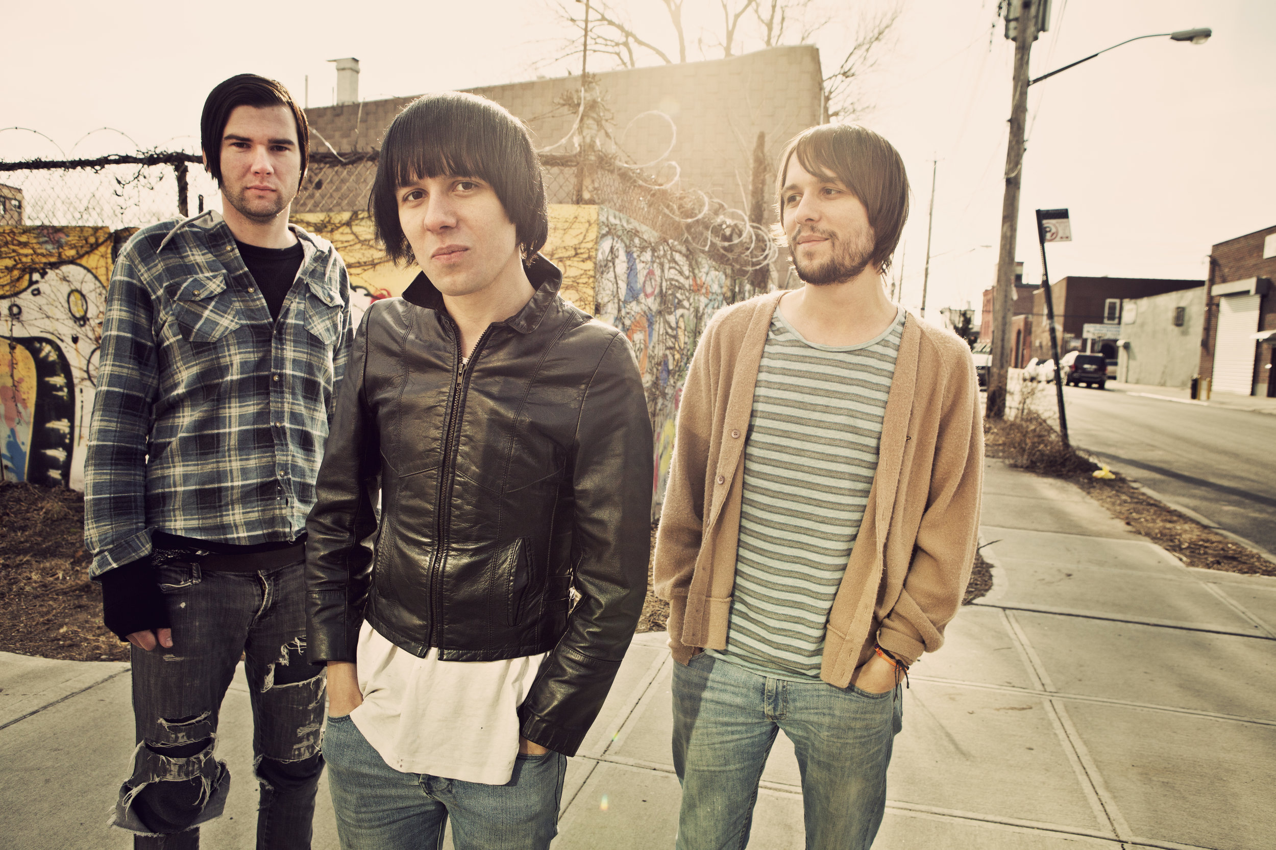 The Cribs, Brooklyn, 2013