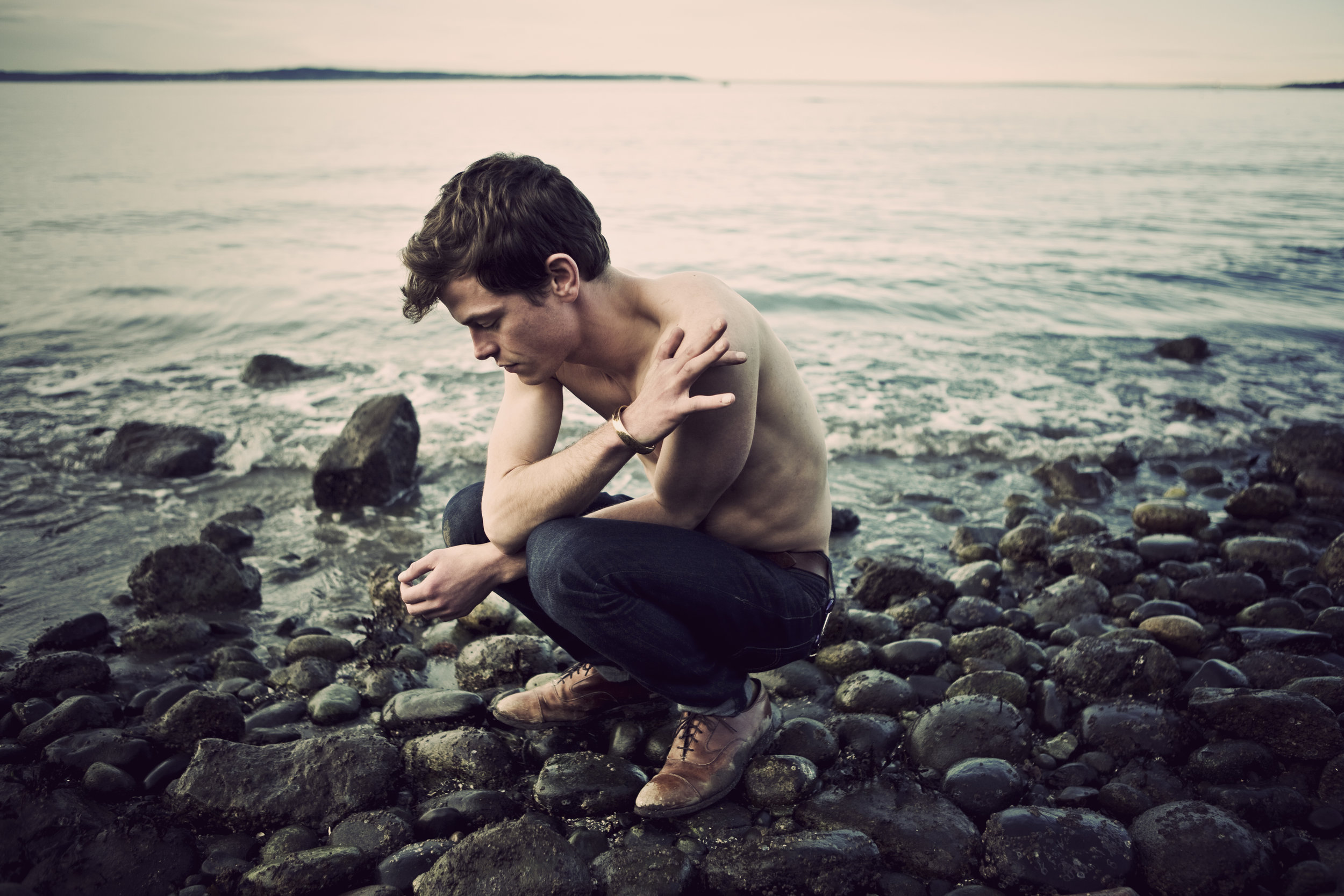 Mike Hadreas (Perfume Genius), Seattle, 2010