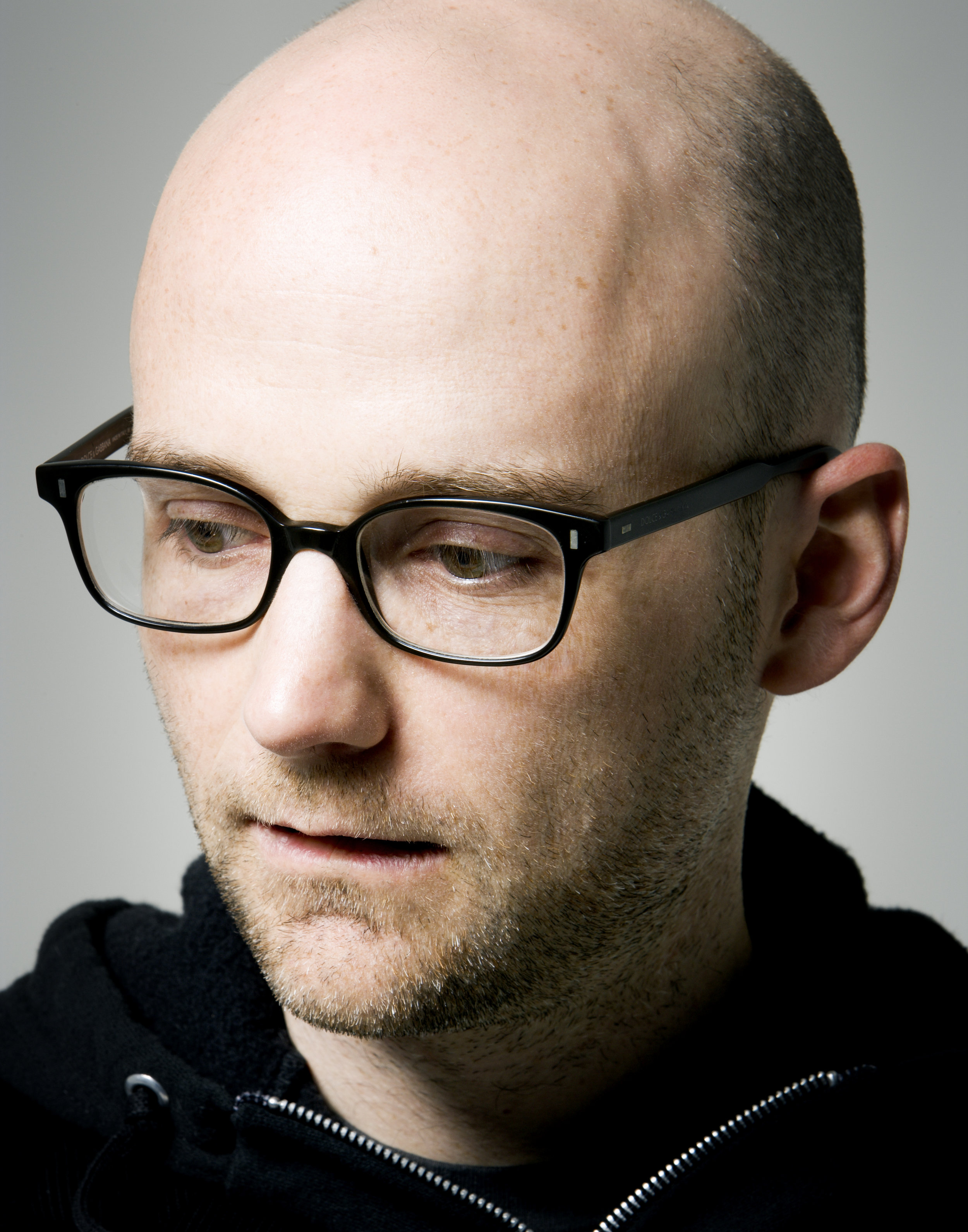 Moby, New York City, 2006