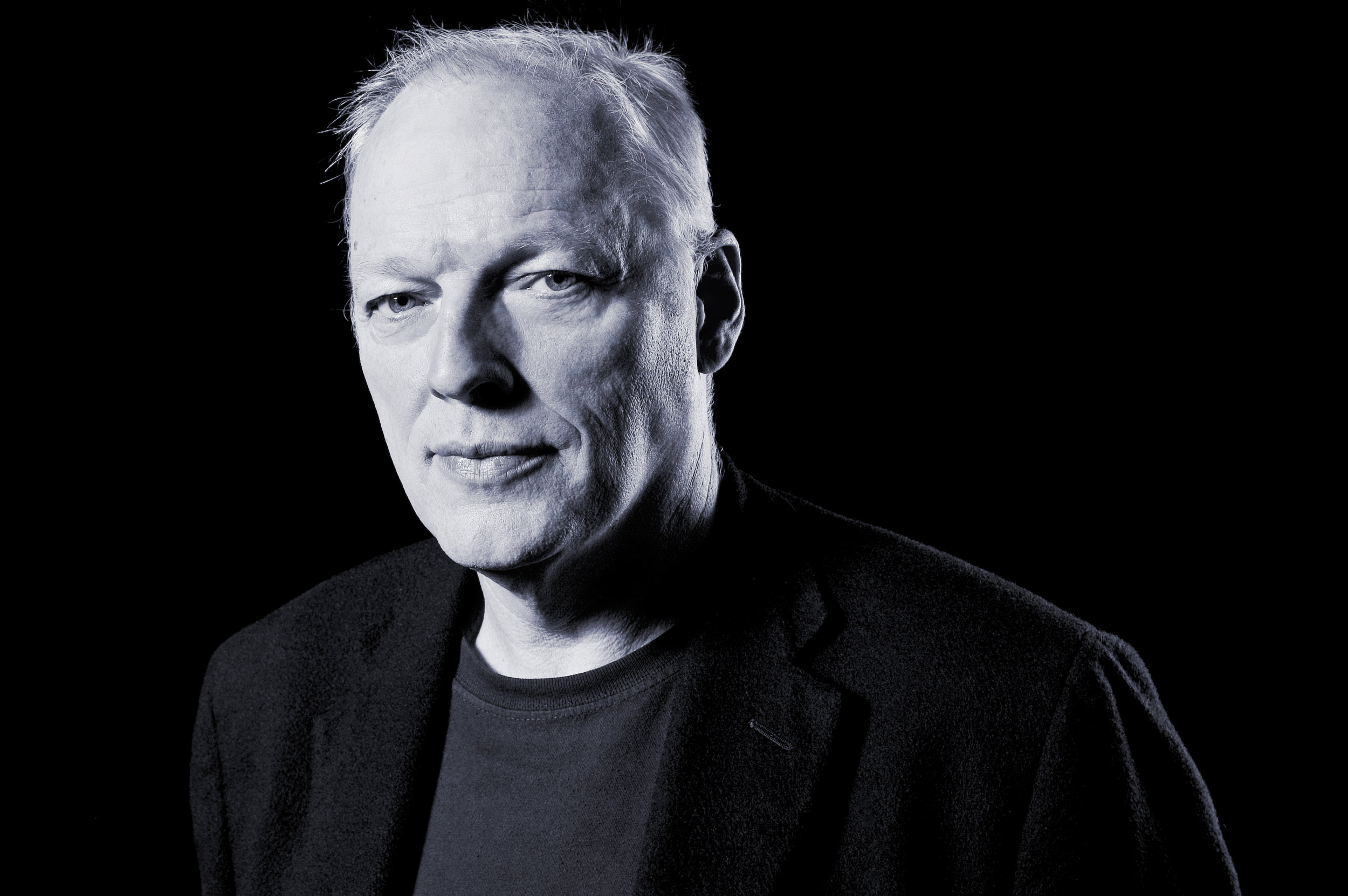 David Gilmour (Pink Floyd), New York City, 2006.