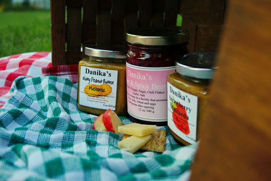 Danika's - Selection of wonderful and delicious products with a European Flair