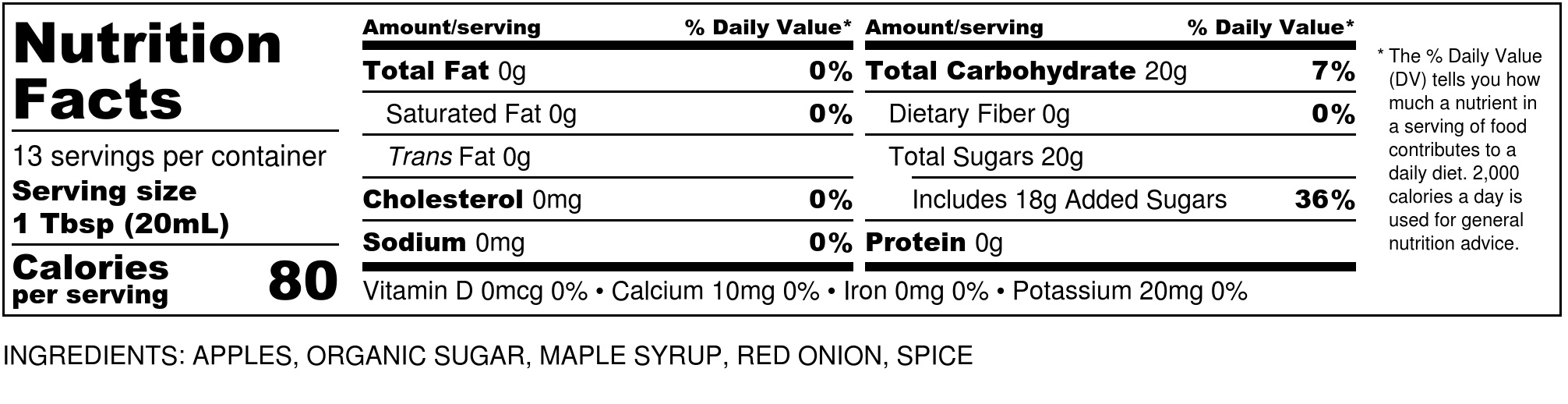 Apple Maple Jam - Nutrition Label.jpg