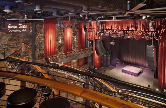 Georgia Theater - Athens, Georgia