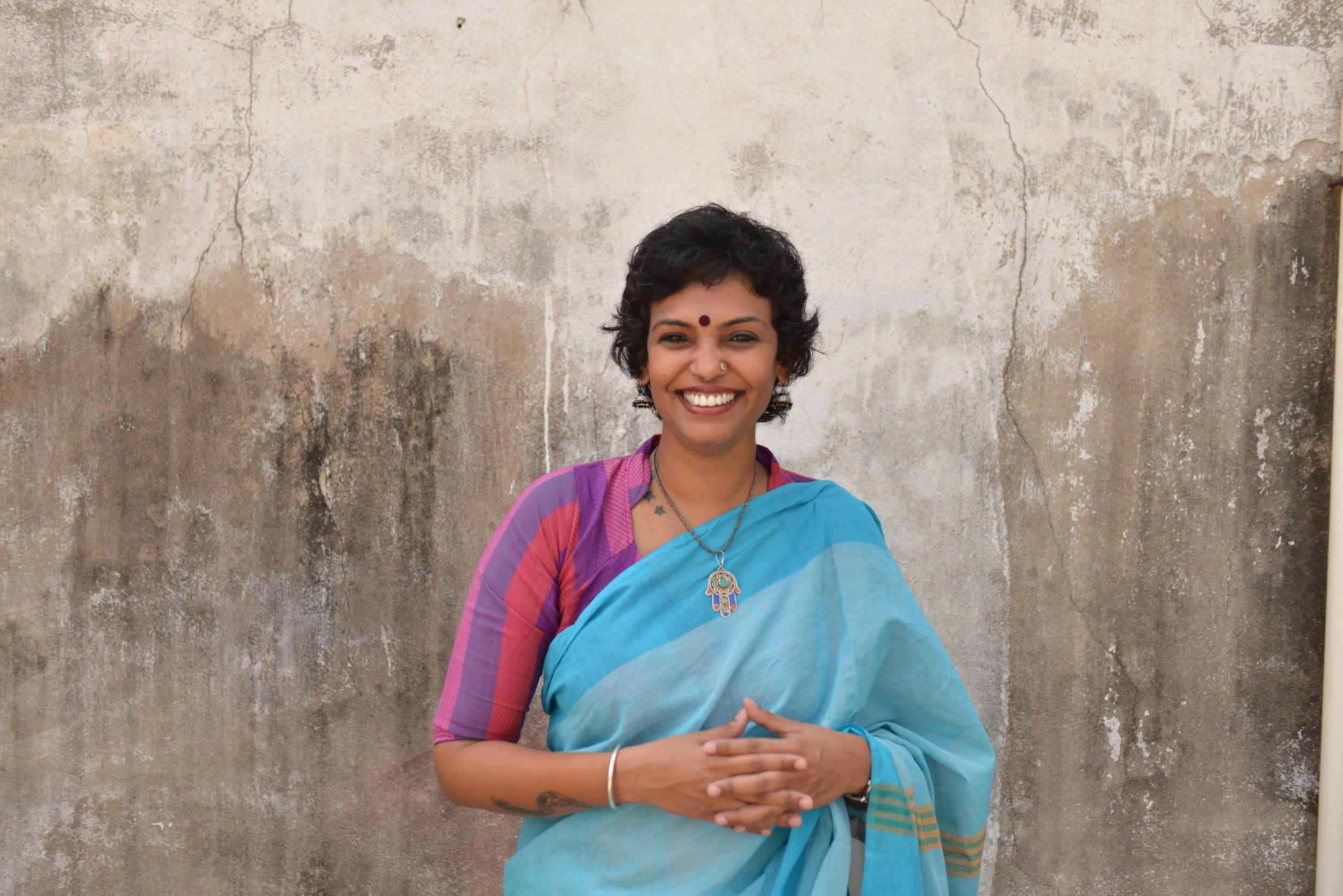 Anusha Bharadwaj, Executive Director, Voice4Girls