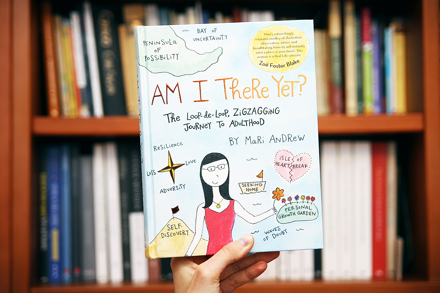 Am I There Yet? - The perks of becoming an adult