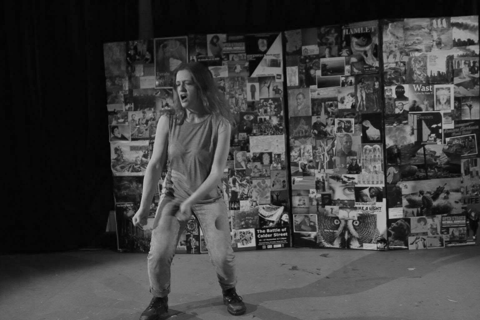 My Name is Rachel Corrie (2017)