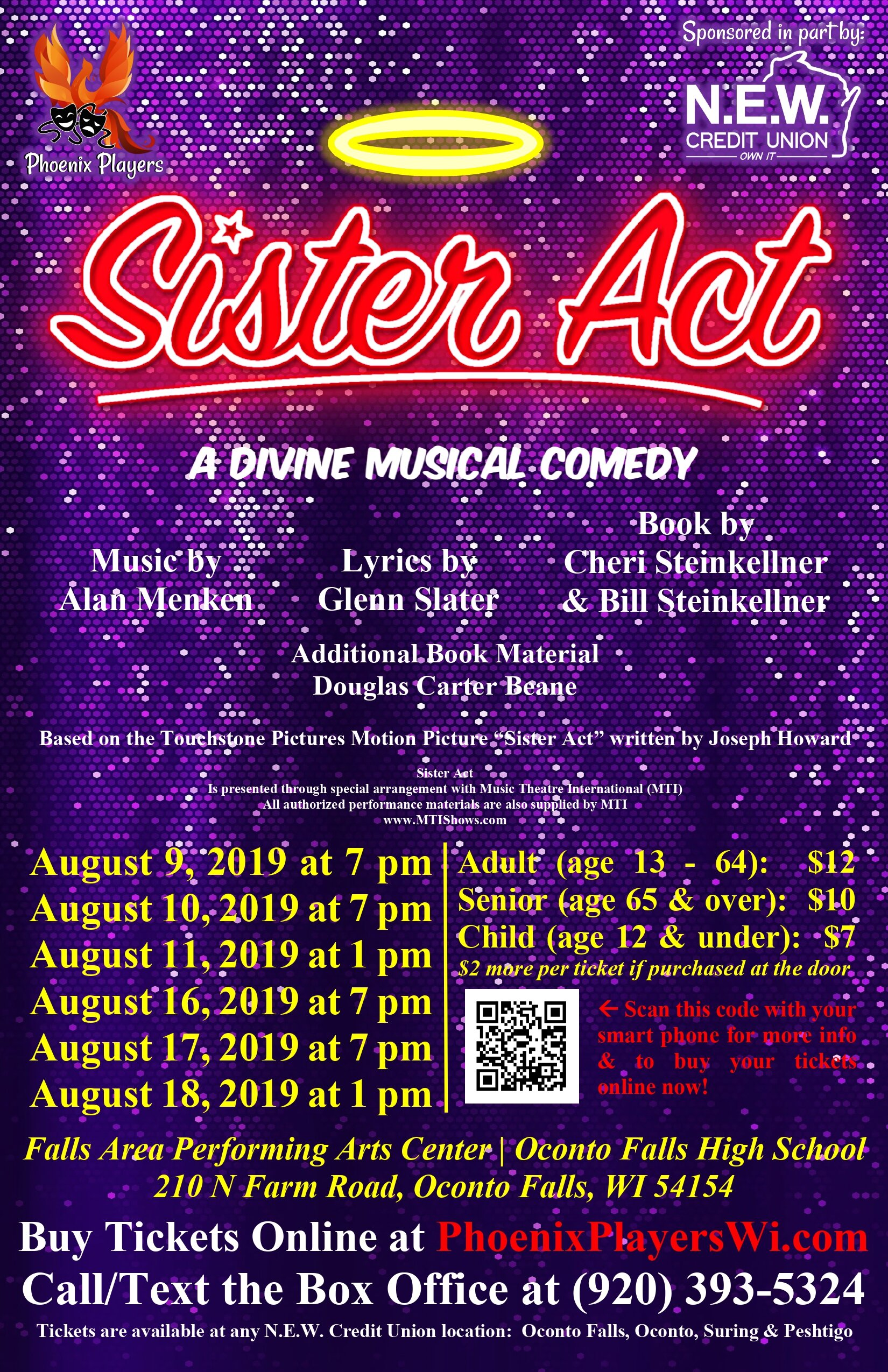Sister Act Poster - Phoenix Players - Color.jpg