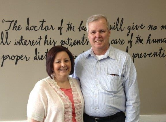 Testimonials - We care for a wide variety of people with many different health concerns.