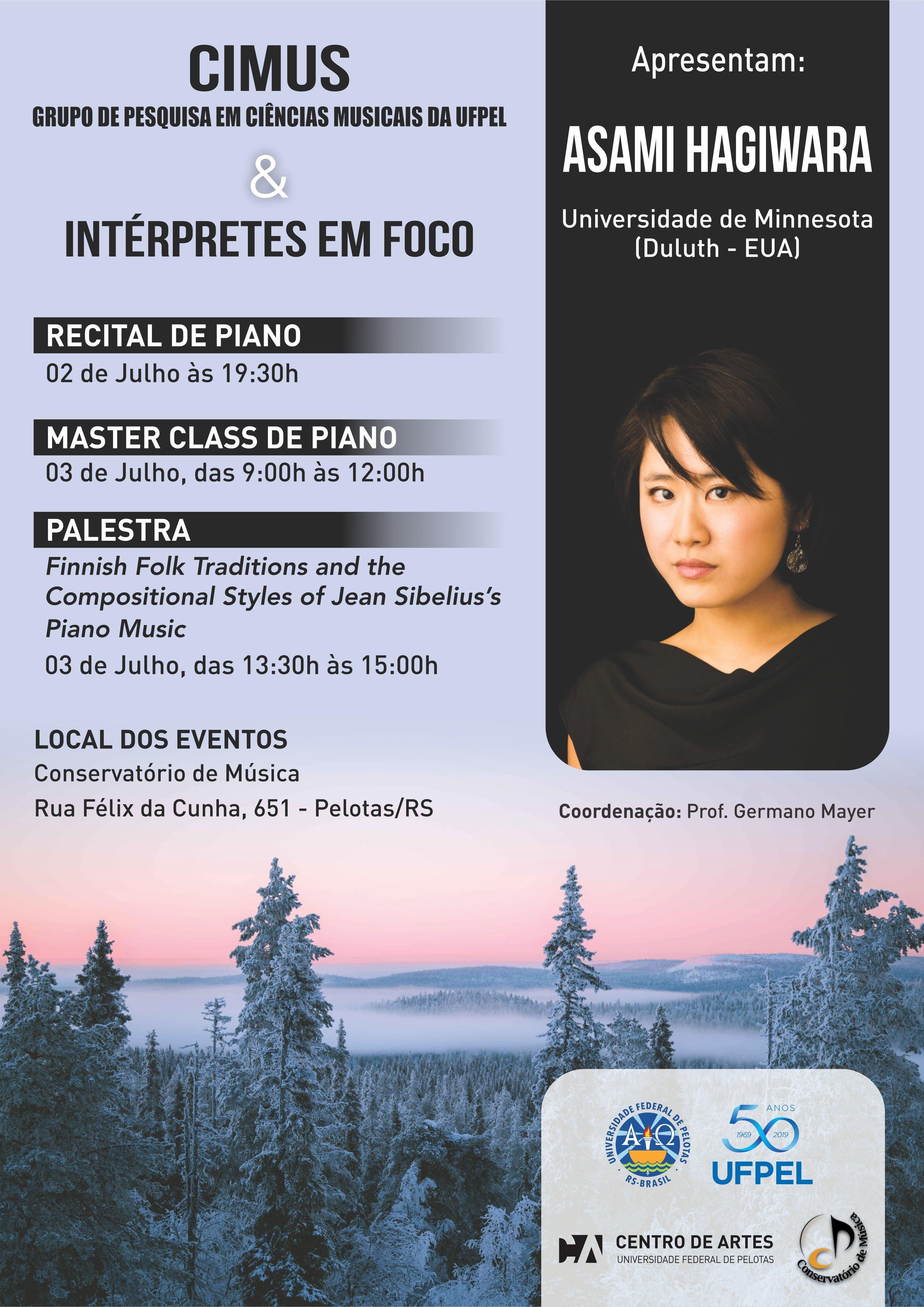 UFPEL Residency Poster (Pelotas, Brazil)