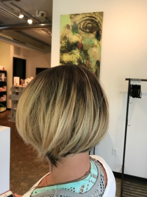 Haircut & Style by Gosia, Color by Bo