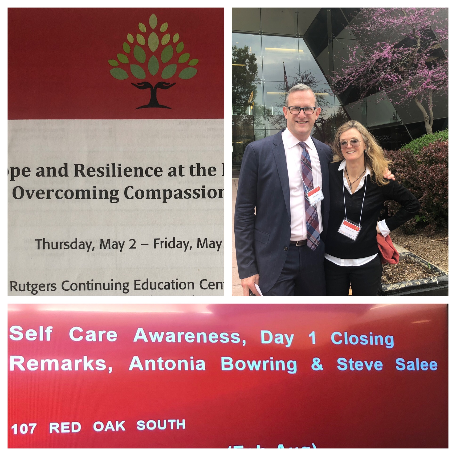 Rutgers Overcoming Compassion Fatigue Conference 2019