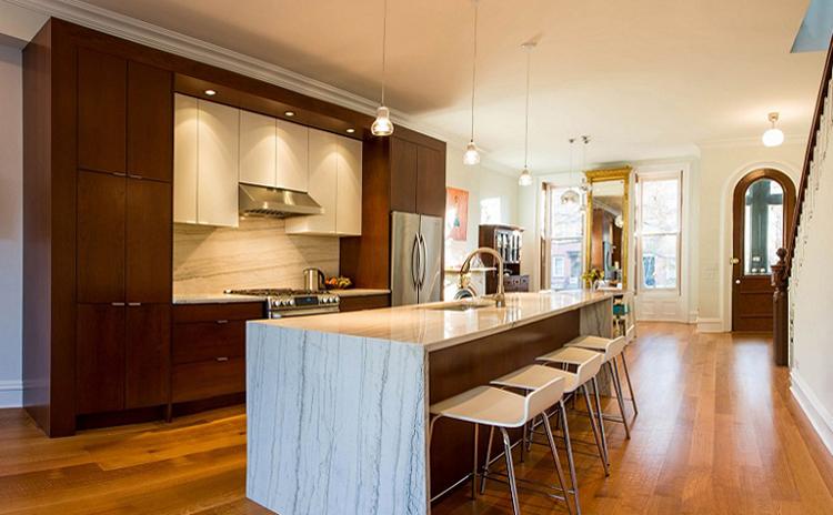 Carroll Gardens Combination - Brooklyn / Townhouse / Renovation