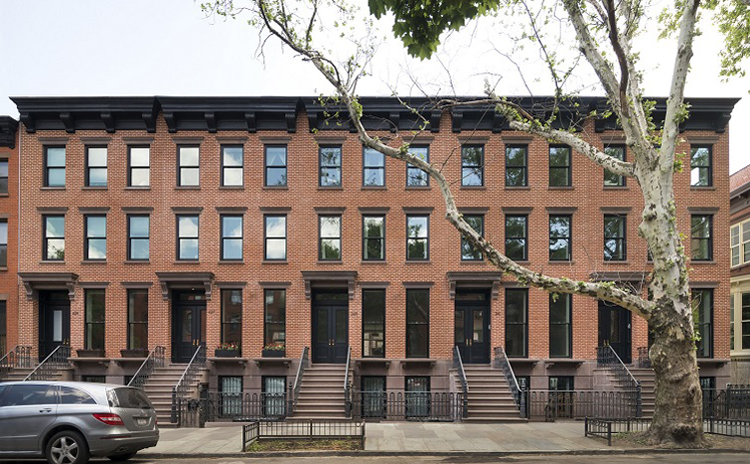Fort Greene Five - Brooklyn / Townhouses / New Construction / Landmarks