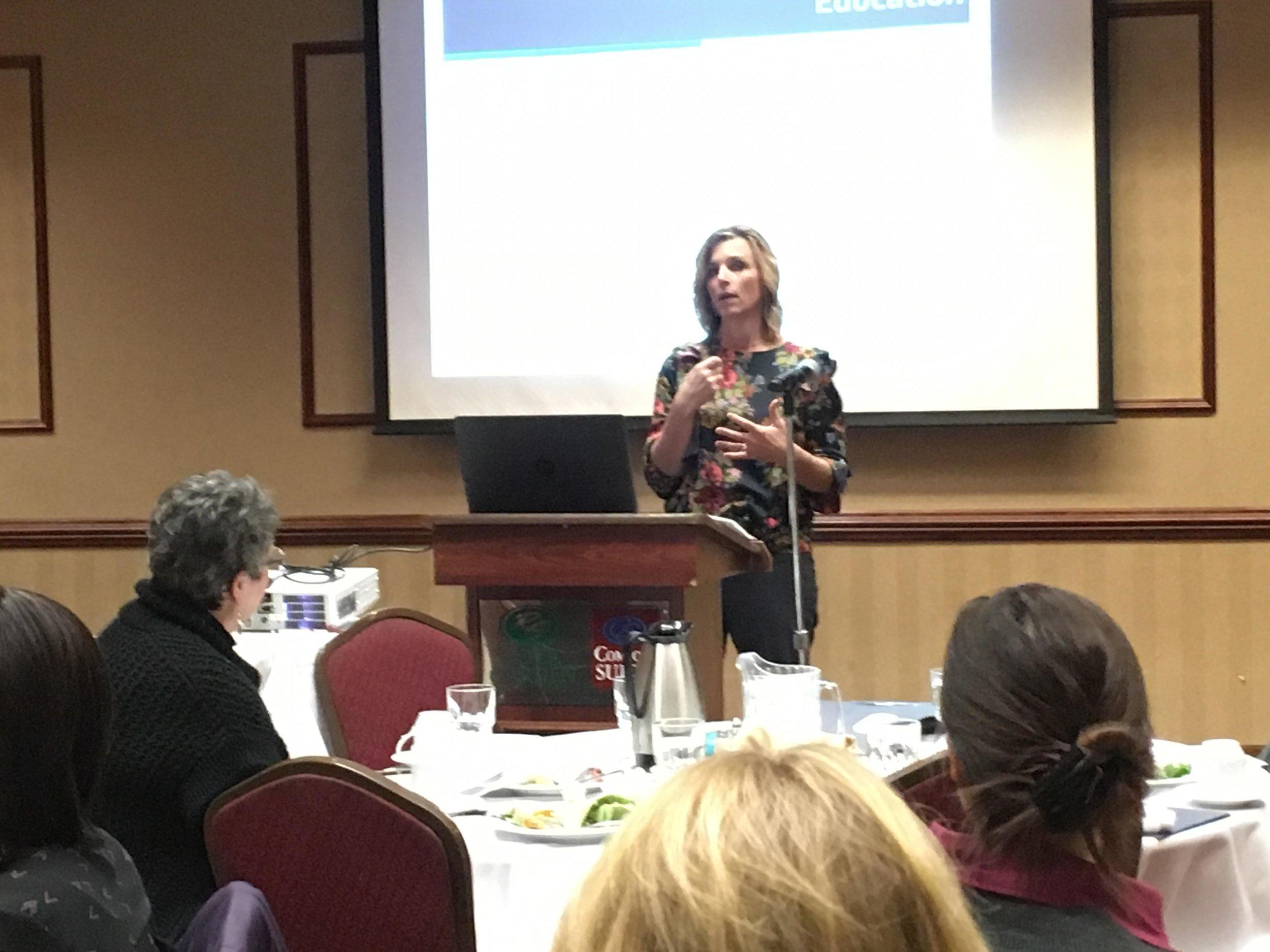 Presenting a Modernizing Your Resume Workshop