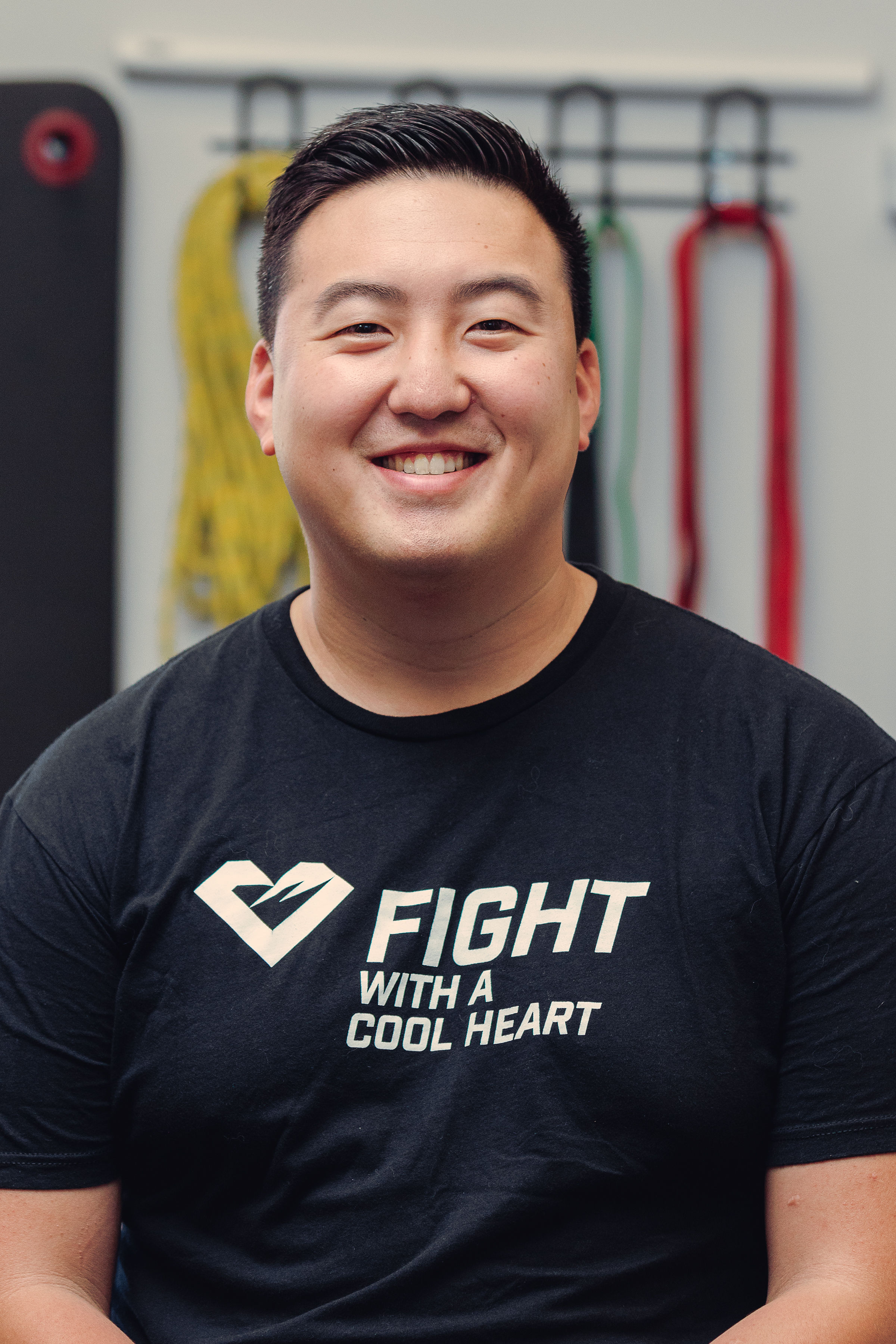 Dr. Jason Park, PT, DPT, SCS - + Doctor of Physical Therapy+ Board-Certified Sports Clinical Specialist+ Sports Performance ConsultantDr. Jason Park earned his Doctorate of Physical Therapy at the University of Southern California (USC). During his time there, Dr. Park had a year-long internship performing Biomechanical Testing and Return-to-Sport training for professional and collegiate athletes returning from ACL injuries. He continued his studies with internships at Kaiser Permanante and Select Physical Therapy prior to completing his Sports Physical Therapy Residency. He founded Cool Heart Performance as a platform to both serve professional athletes and executive clients to achieve their highest potential through strength training, movement re-education, and physical recovery treatments. Cool Heart Performance serves as the official Medical Team for the United States Muay Thai Federation in their Olympic style competition. Dr. Park also lectures on his approach to sports medicine & performance in the professional sports and combat sports world.Dr. Park also brings 10 years of Sports Performance and 16 years of Muay Thai experience to Cool Heart Performance. He has been a driving force to combine the philosophies of physical therapy, strength & conditioning, and recovery into one complete package for his athletes and clients. He believes that a comprehensive approach to human performance is required to allow people to achieve their goals without increasing their risk for injury or plateau.Dr. Park has been training professional Muay Thai and MMA athletes from Boxing Works and Blackhouse MMA for the past 8 years. He believes in creating a strong foundation based in technique and understanding of their position in the ring to create an advantage over the fighter's opponents. Dr. Park has had the honor to join the SpiderKick team as a Muay Thai coach and Sports Physical Therapist for Anderson Silva.