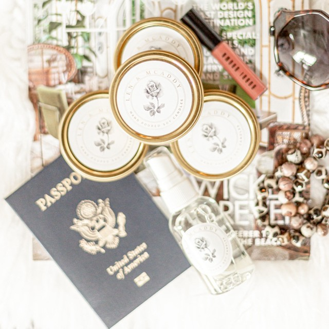"Travel essentials! What are some of your ""must haves"" when you travel? ⠀⠀⠀⠀⠀⠀⠀⠀⠀ ⠀⠀⠀⠀⠀⠀⠀⠀⠀ 📸 by @carlisagbranding ⠀⠀⠀⠀⠀⠀⠀⠀⠀ ⠀⠀⠀⠀⠀⠀⠀⠀⠀ ⠀⠀⠀⠀⠀⠀⠀⠀⠀ #goldtins #traveltins #atlantaspas #femaleboss #roomspraymist #travel #luxurycandles#popupshop#frangranceoils #giftbaskets #lenmcaddycandles #lma #interiordesign #candleslovers #clean#relaunch #website#branding #ladyboss#luxurycandle#jomalone#lifestyle#women #home #woodstock #homecollection #femalesmallbusinessowner#blackinteriordesignernetwork#candlecare#luxurycandles"