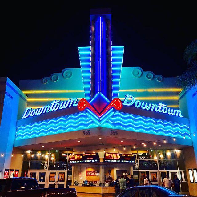 Movie theaters across America.