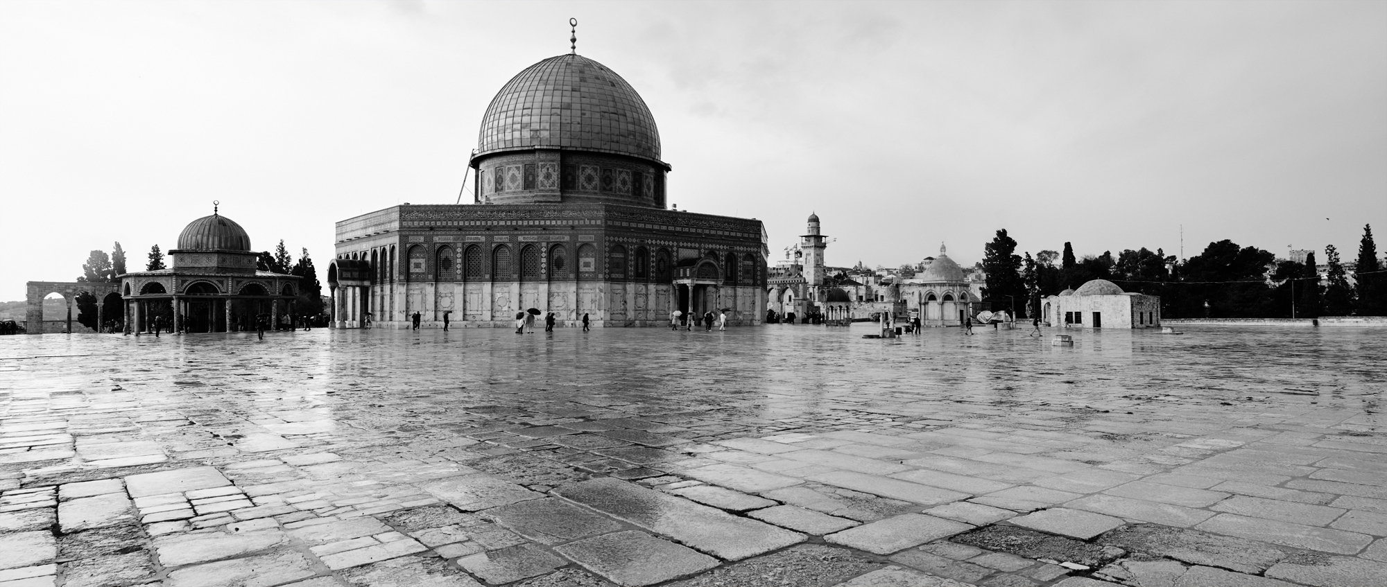DOME ON THE ROCK, ISRAEL, 2019