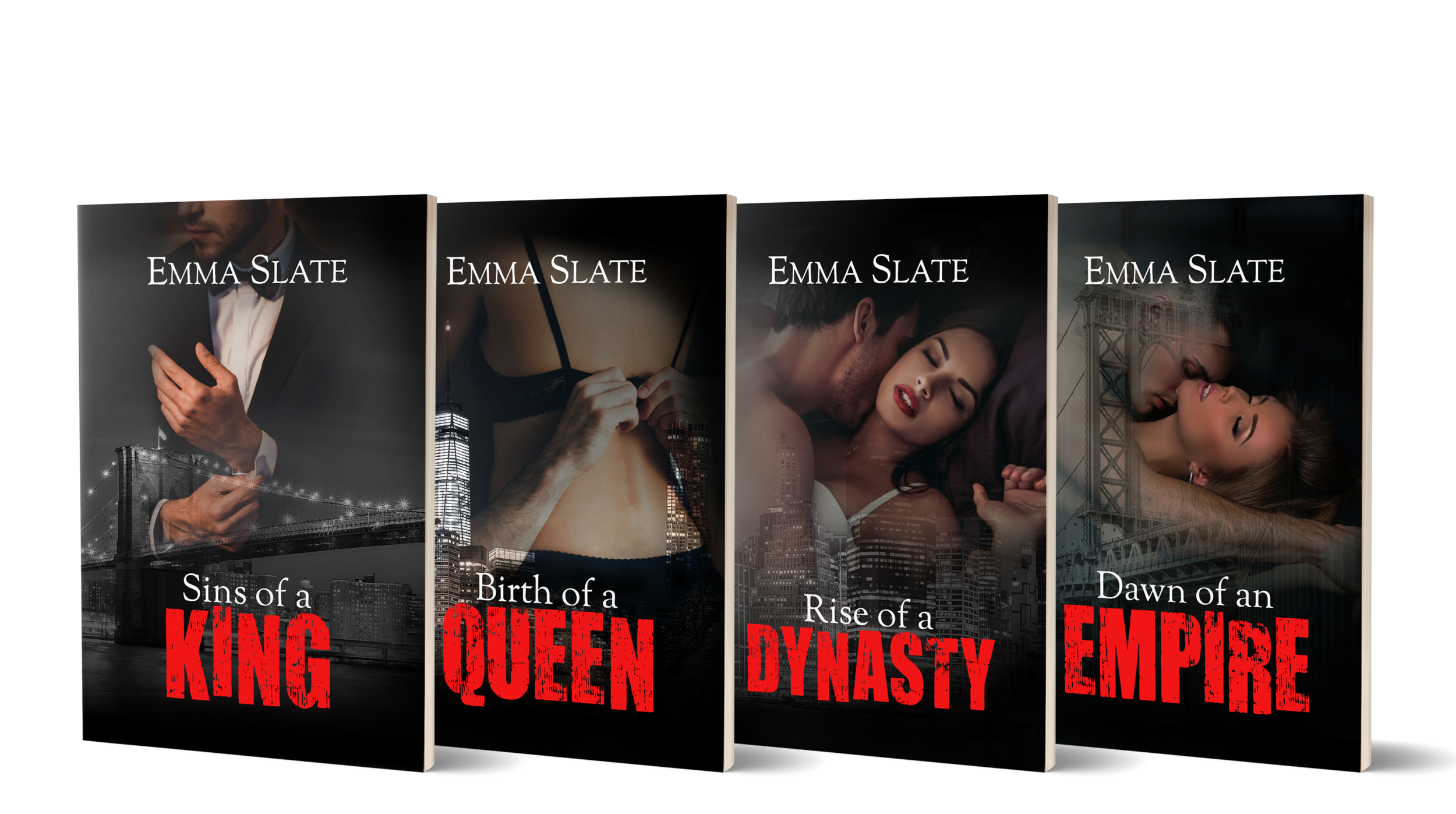 Emma Slate - Romantic Suspense & Urban Fantasy