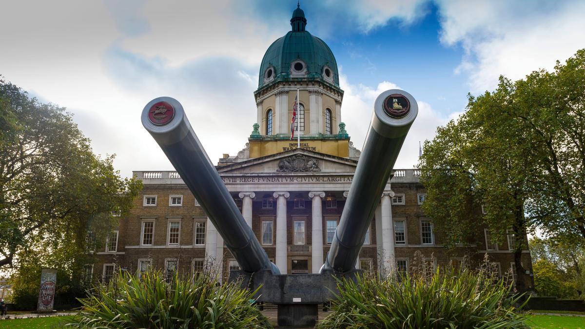 Imperial War Museum, London UK