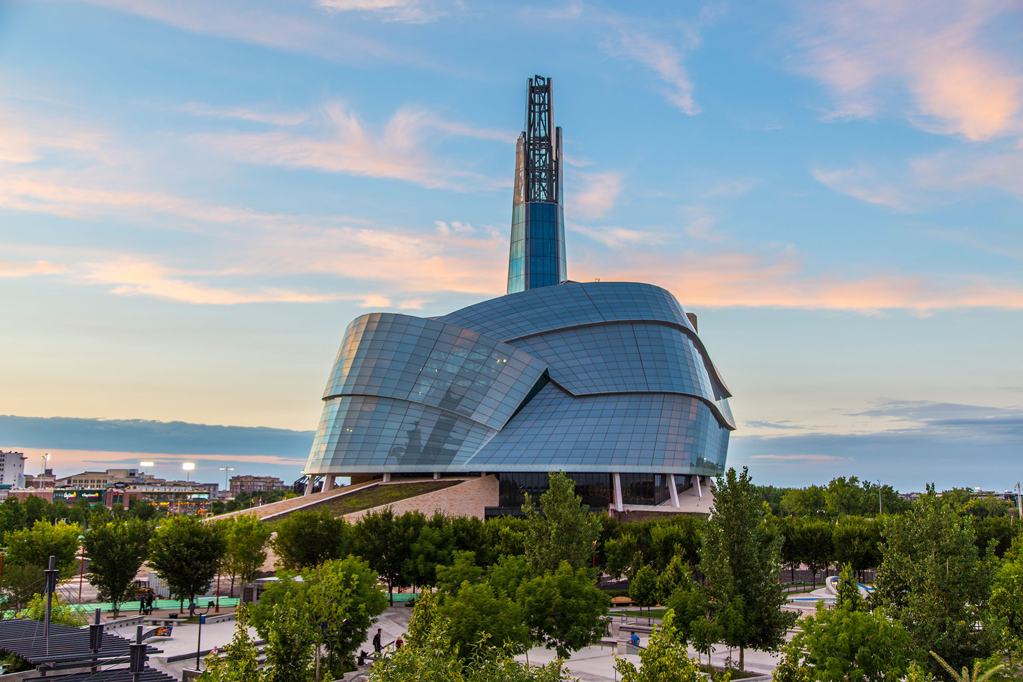 Canadian Museum of Human Rights.