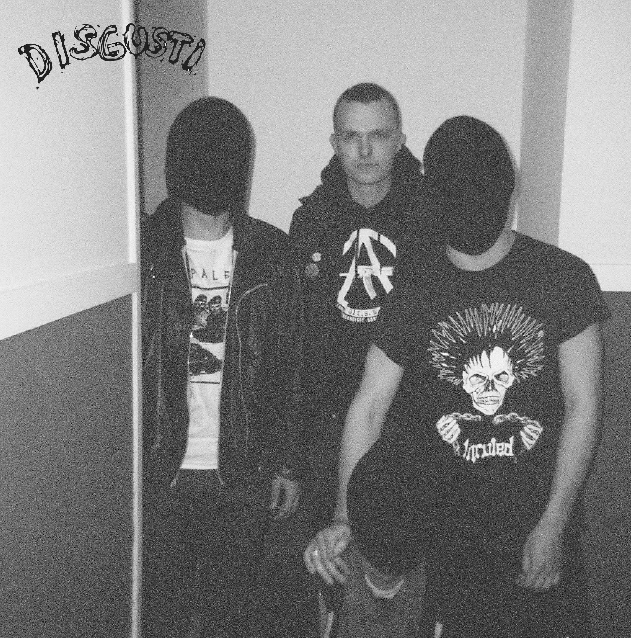 """- Disgusti - Demo 7""""HFI - 005"""