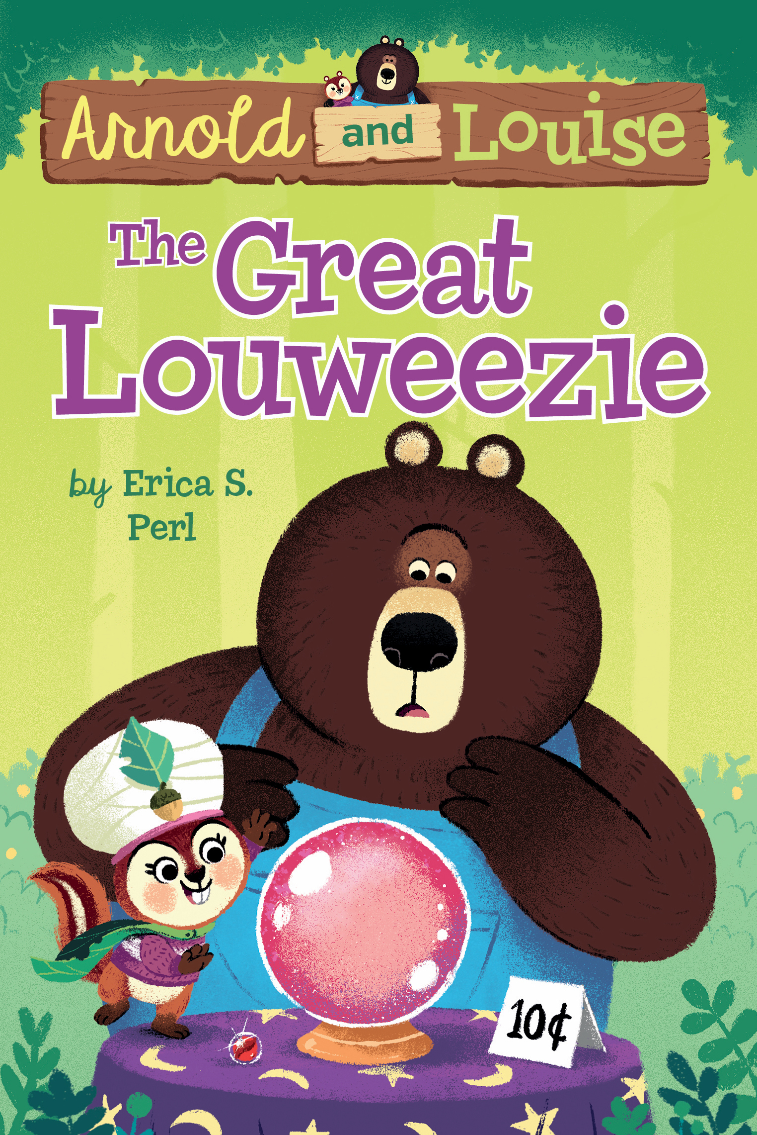 Arnold and Louise: The Great Louweezie