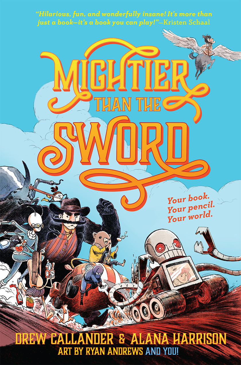 Mightier than the Sword (paperback edition)