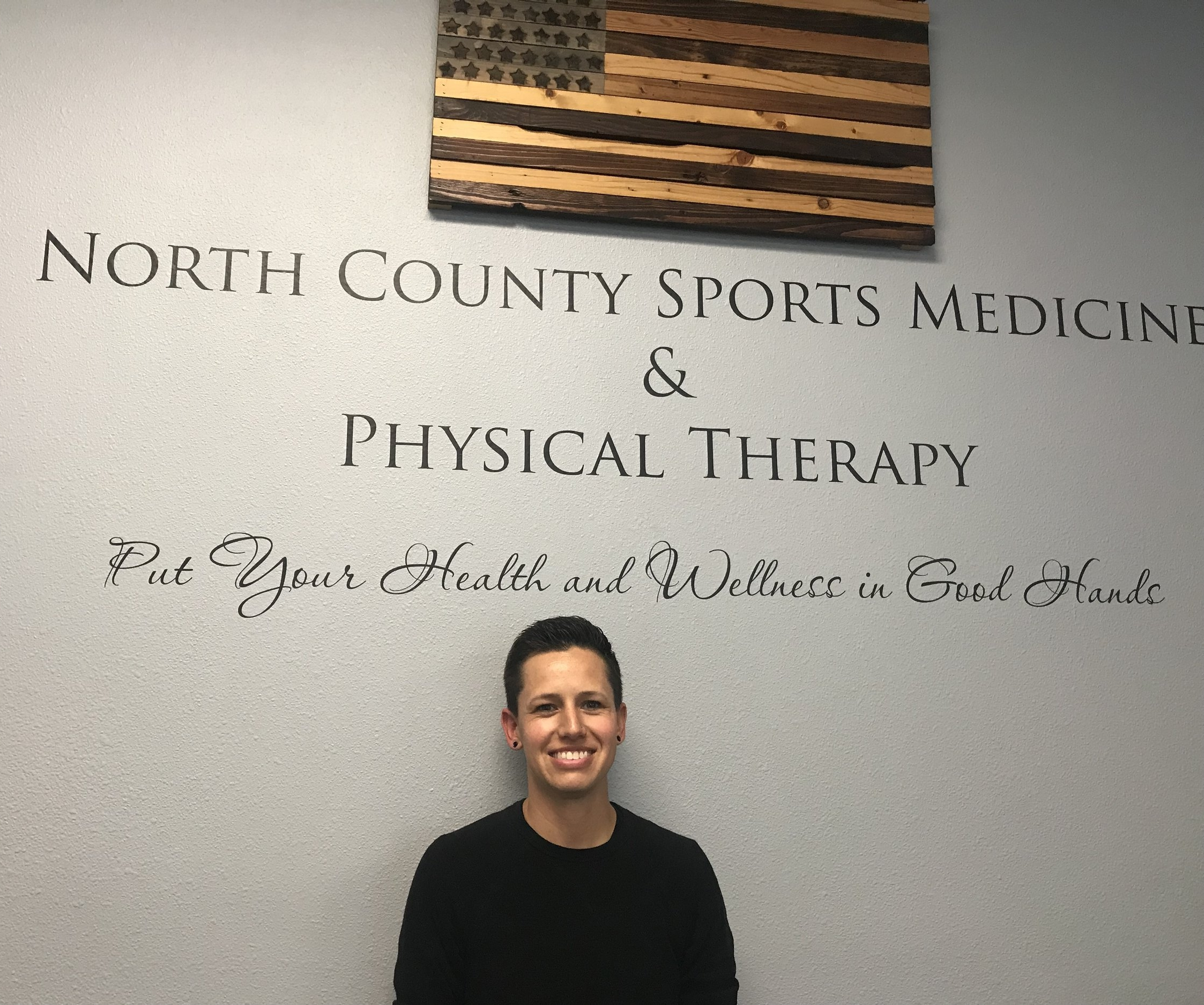 Jena Rue - Physical Therapy Aide