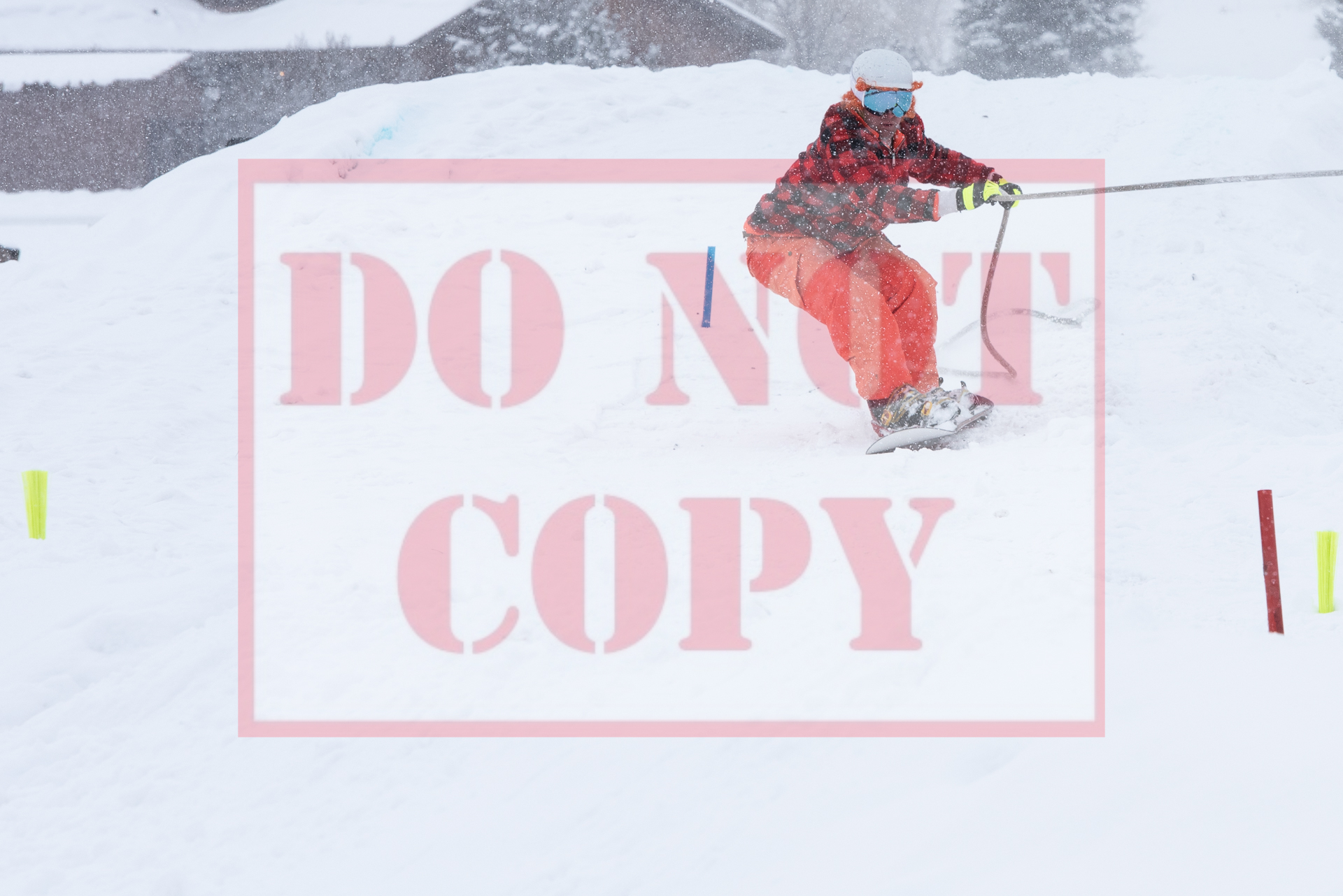 - Amanda Sandau - Snowboard 3