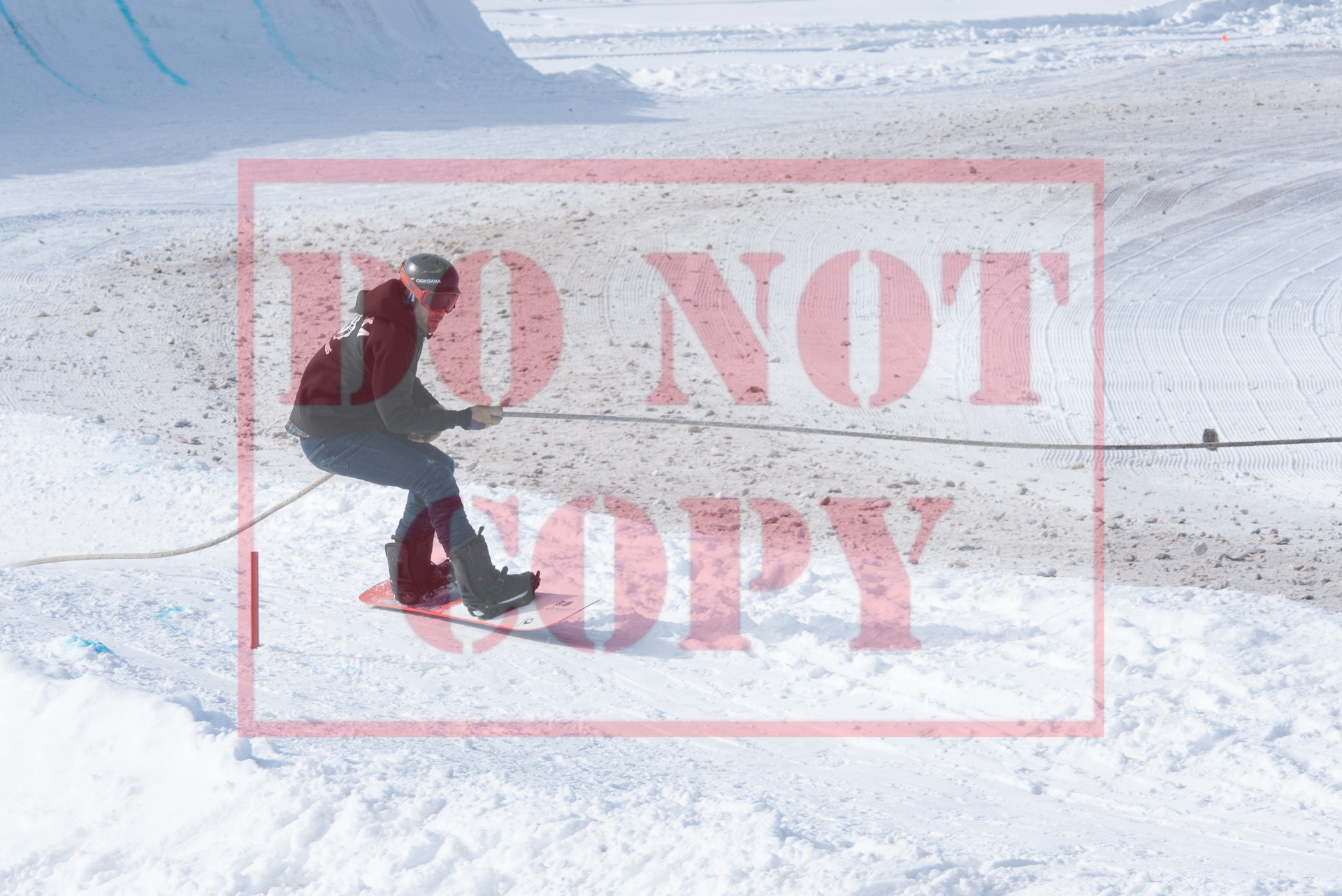 - Amanda Sandau - Snowboard 6