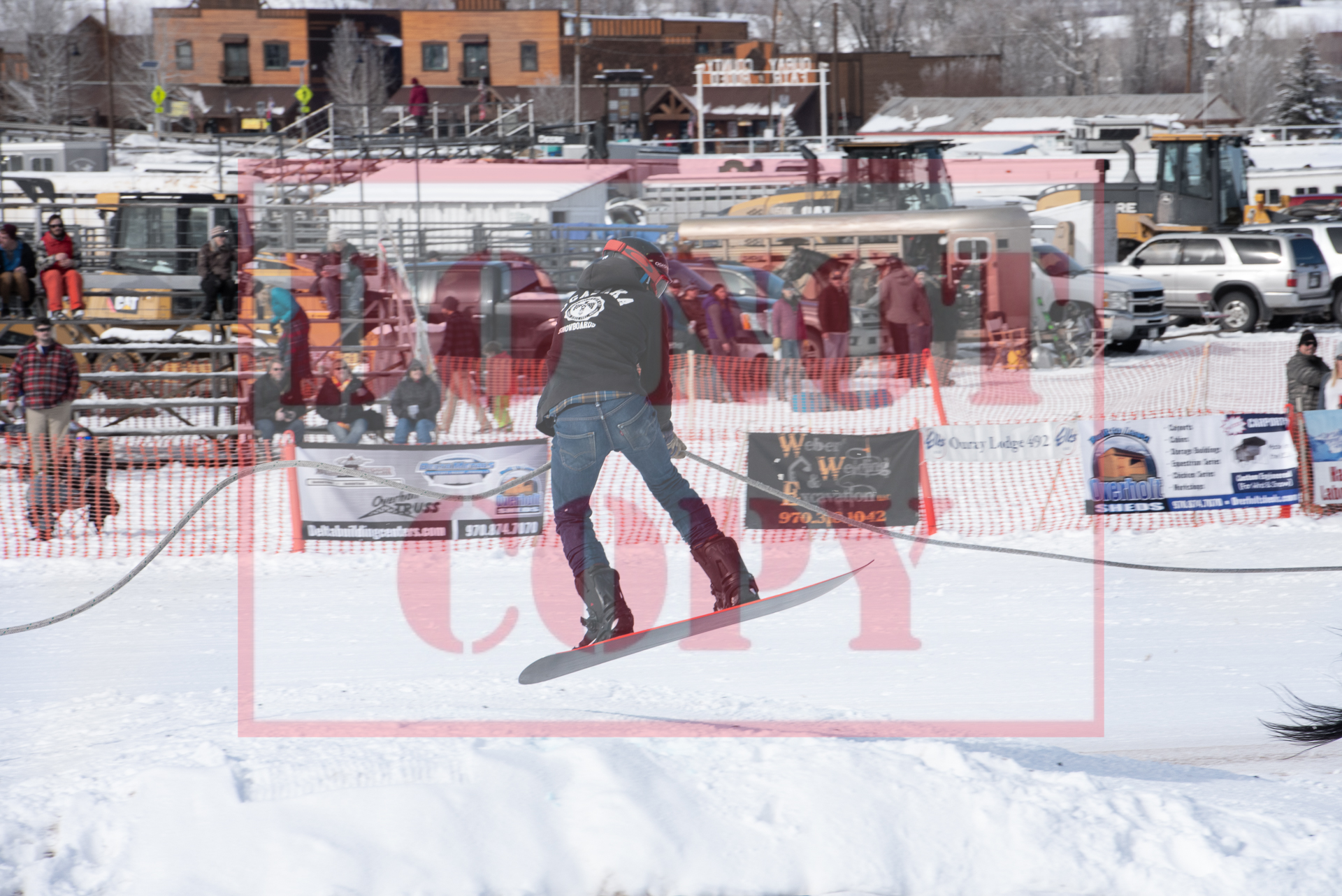 - Amanda Sandau - Snowboard 7