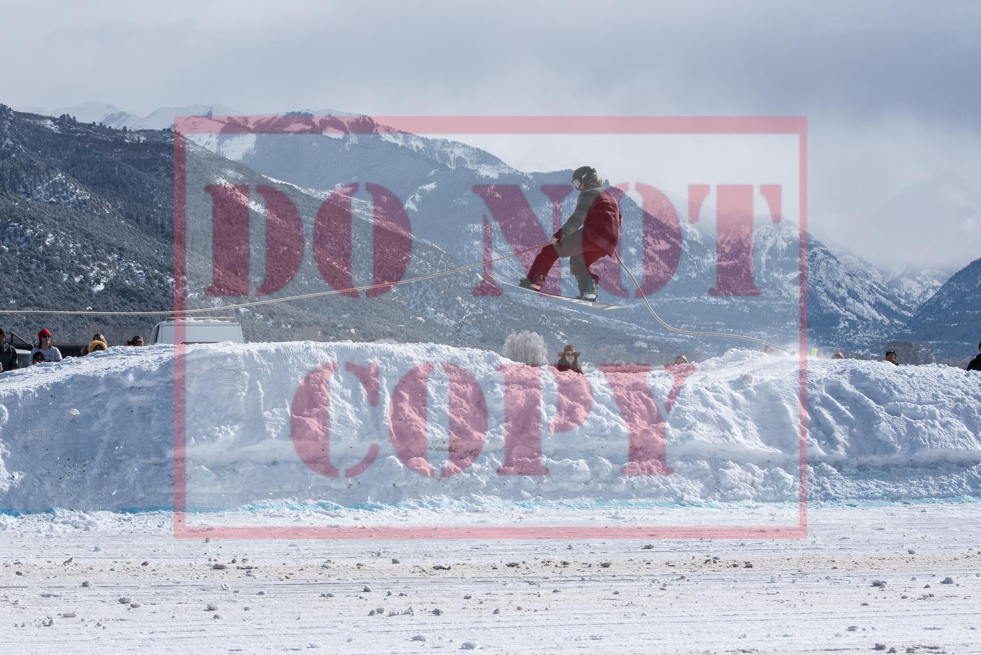 - Amanda Sanders - Snowboard 4