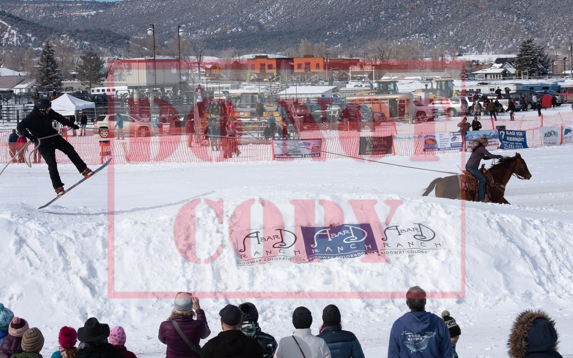- Amanda Sanders - Snowboard 7