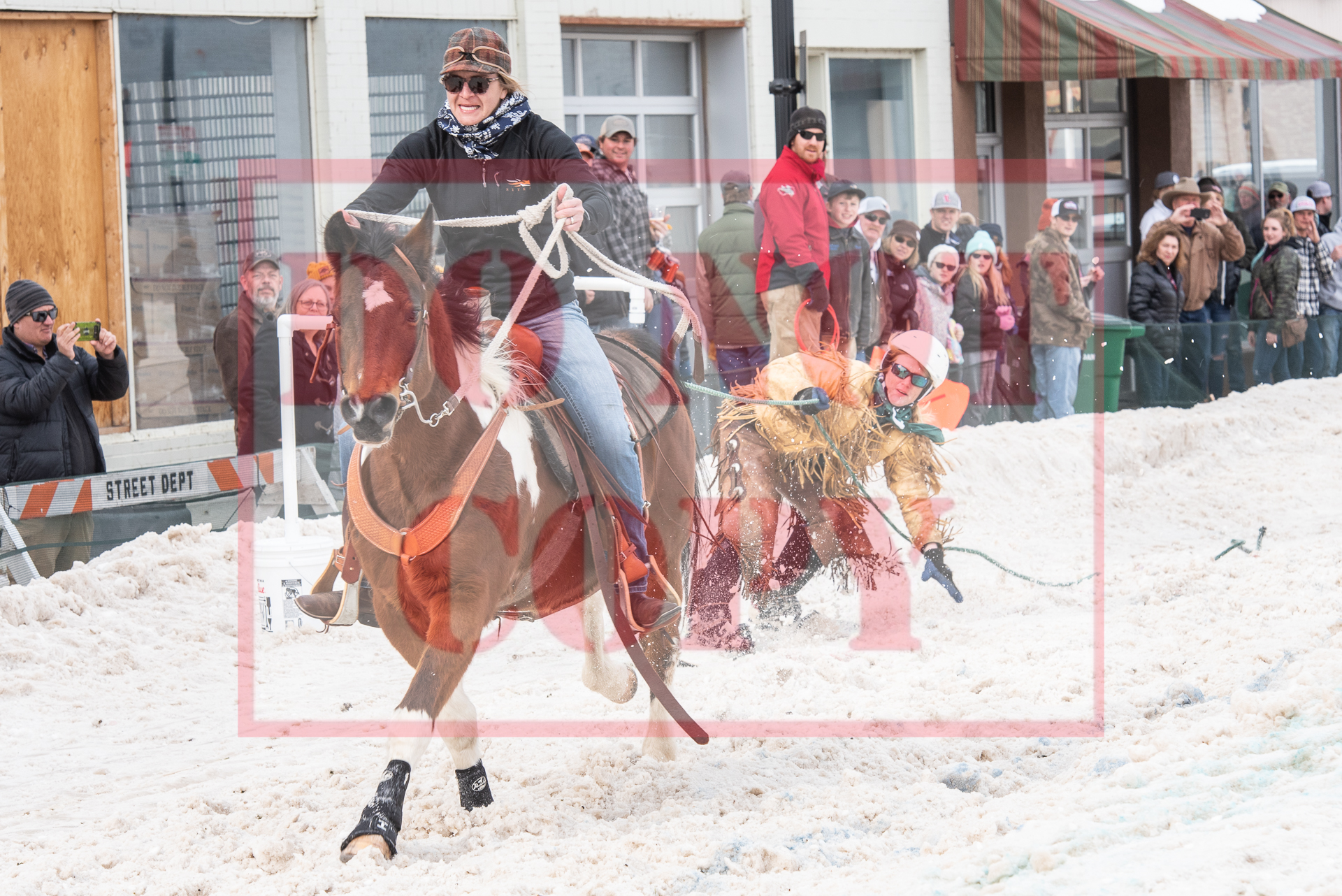 - Amanda Sandau - Snowboard 2