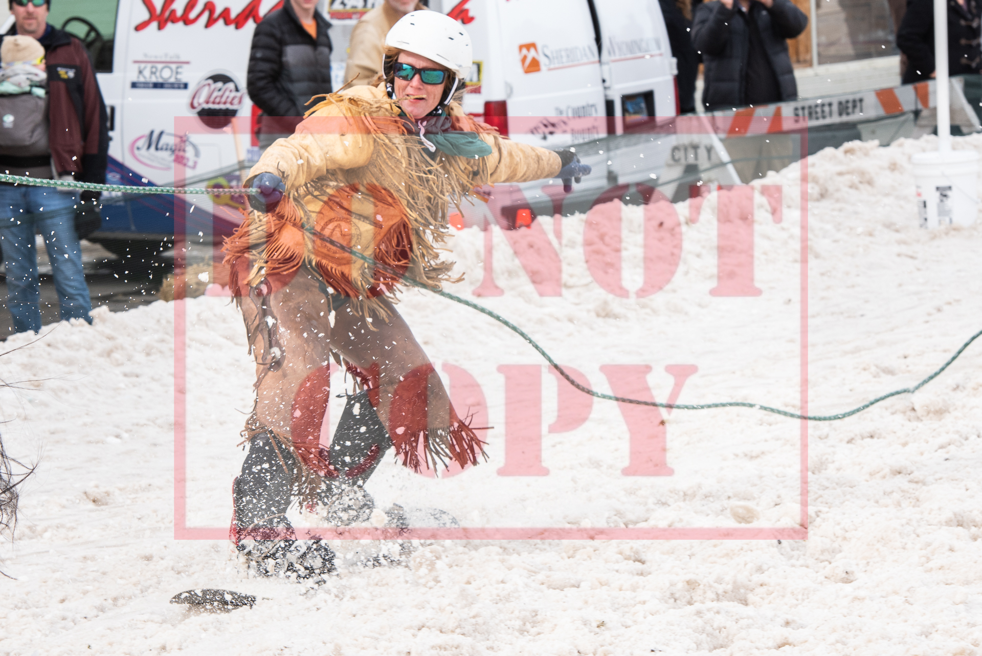 -  Amanda Sandau - Snowboard 4