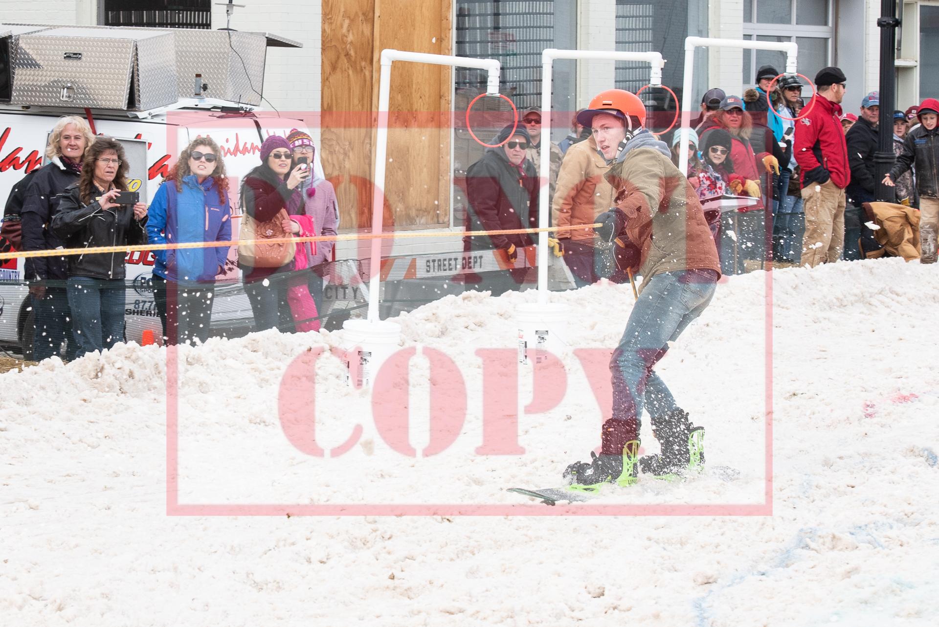 - Zane Huntley - Snowboard 2