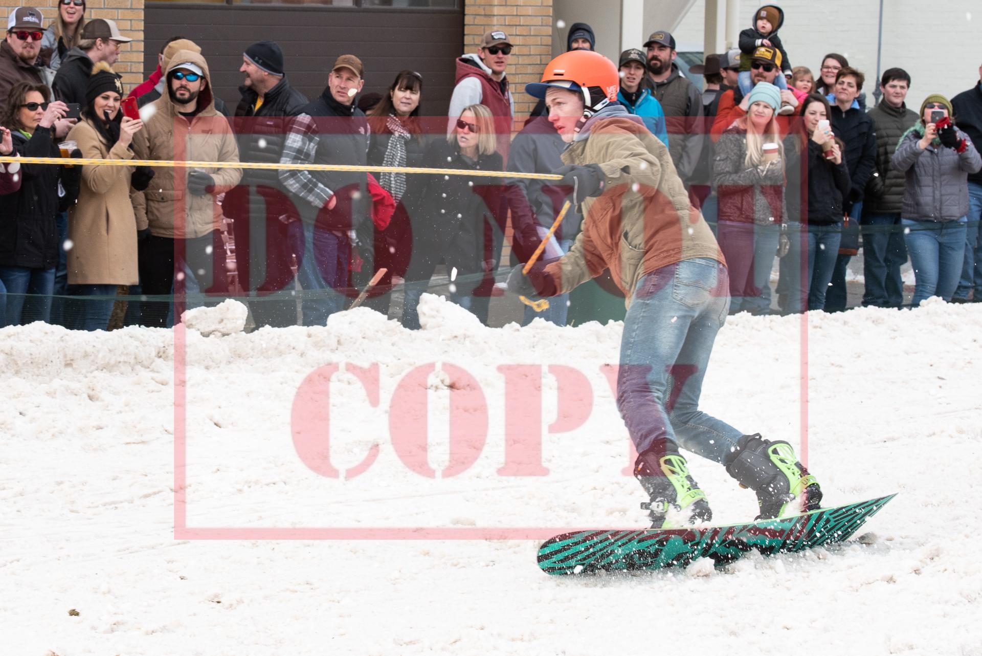 - Zane Huntley - Snowboard 3