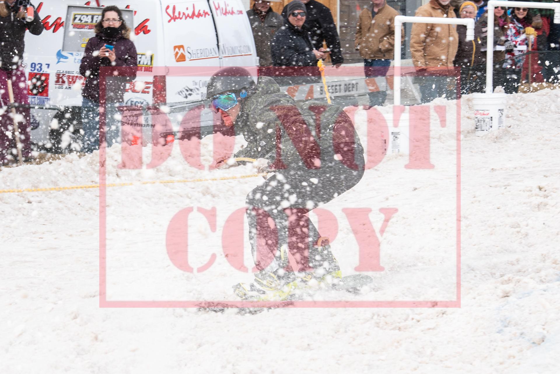 - Zane Huntley - Snowboard 7