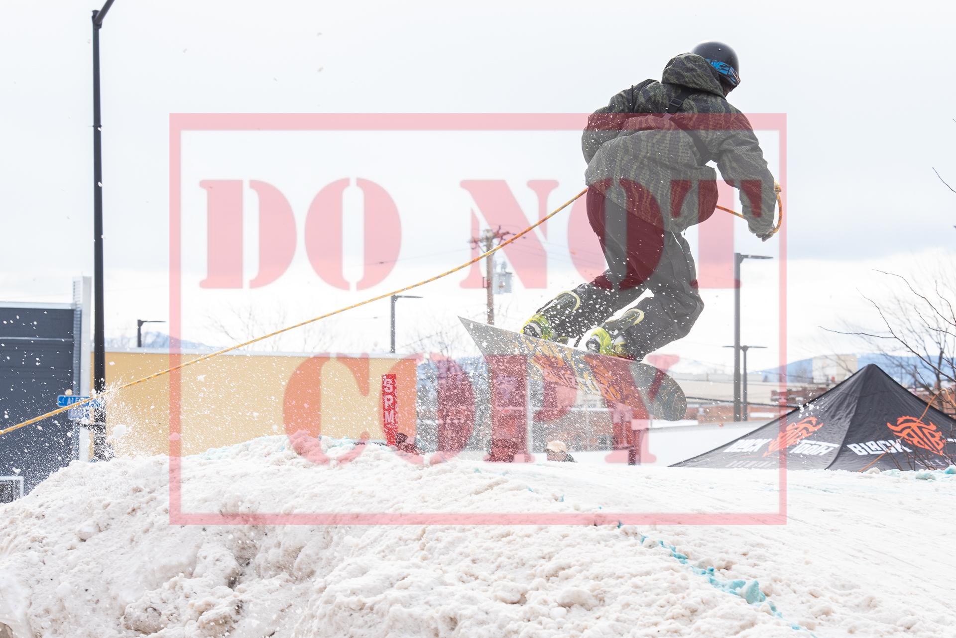 - Zane Huntley - Snowboard 8