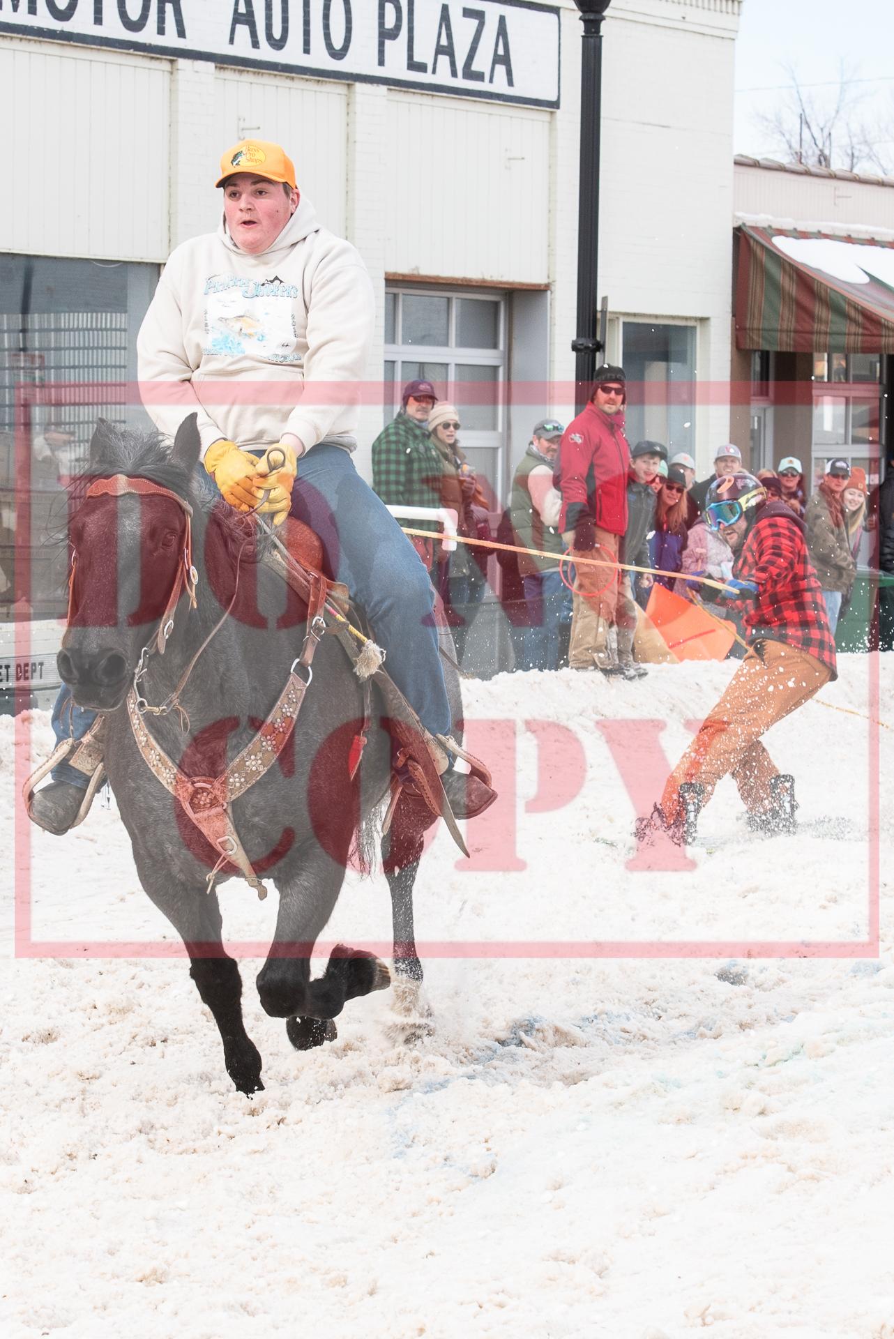 - Zane Huntley - Snowboard 11
