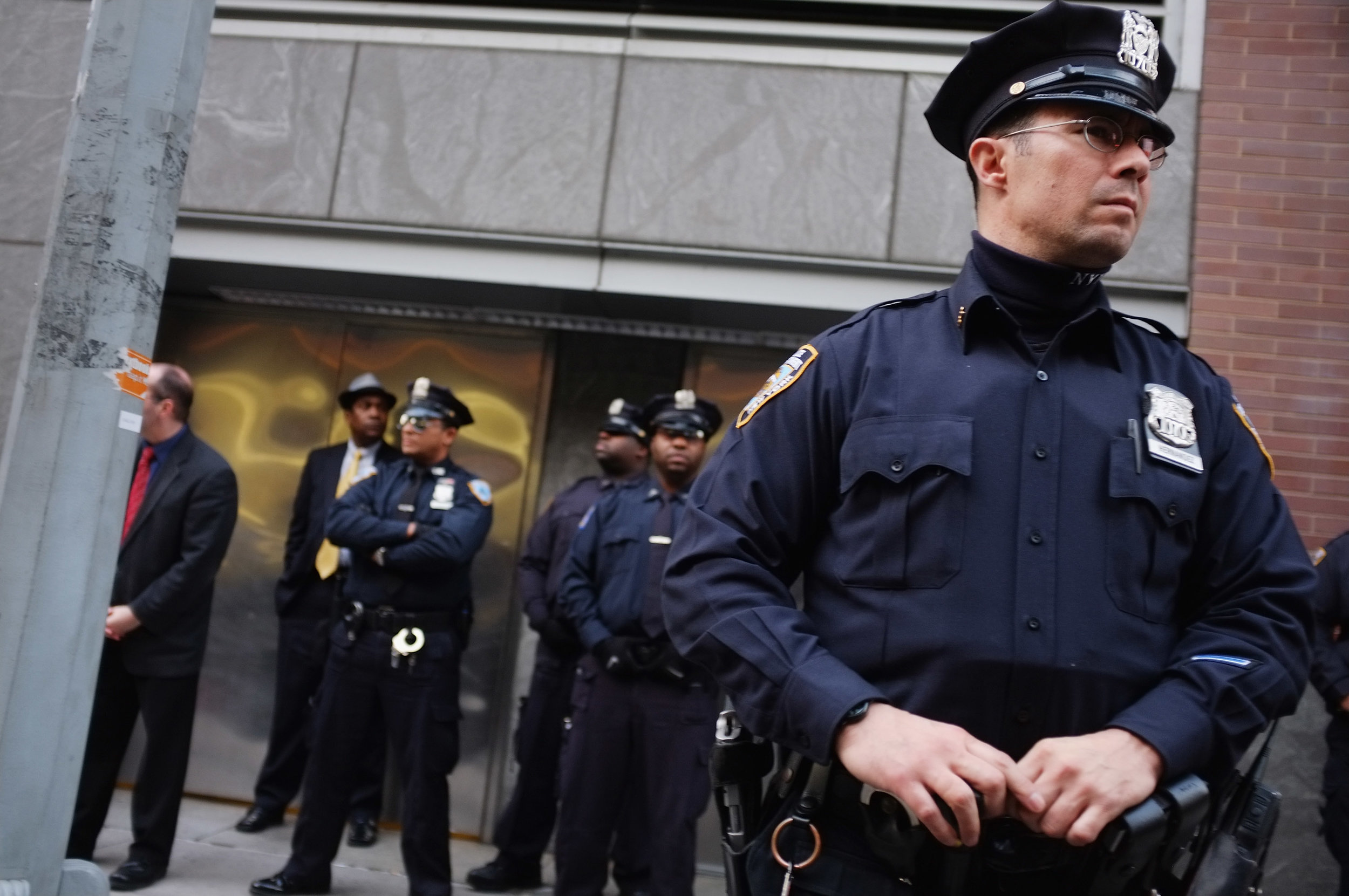Daily pressures for NYPD officers include productivity targets, court settlements and DA investigations.
