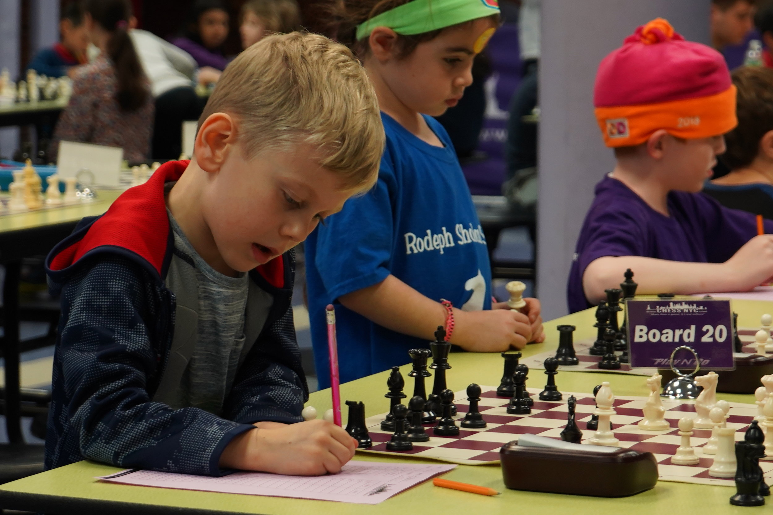 Chess is more than just a game. It enhances skills and brain development.