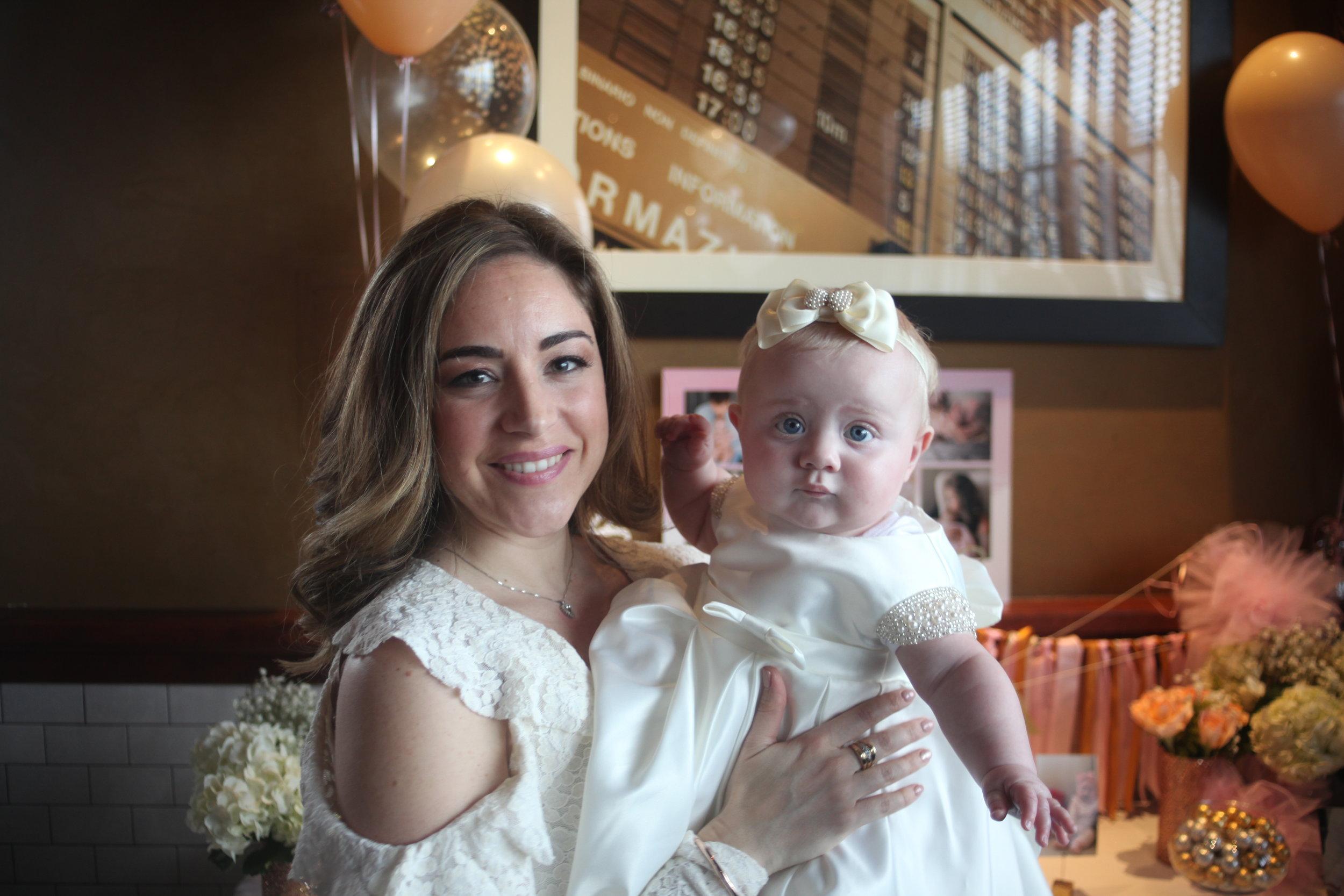8 months into my postpartum journey