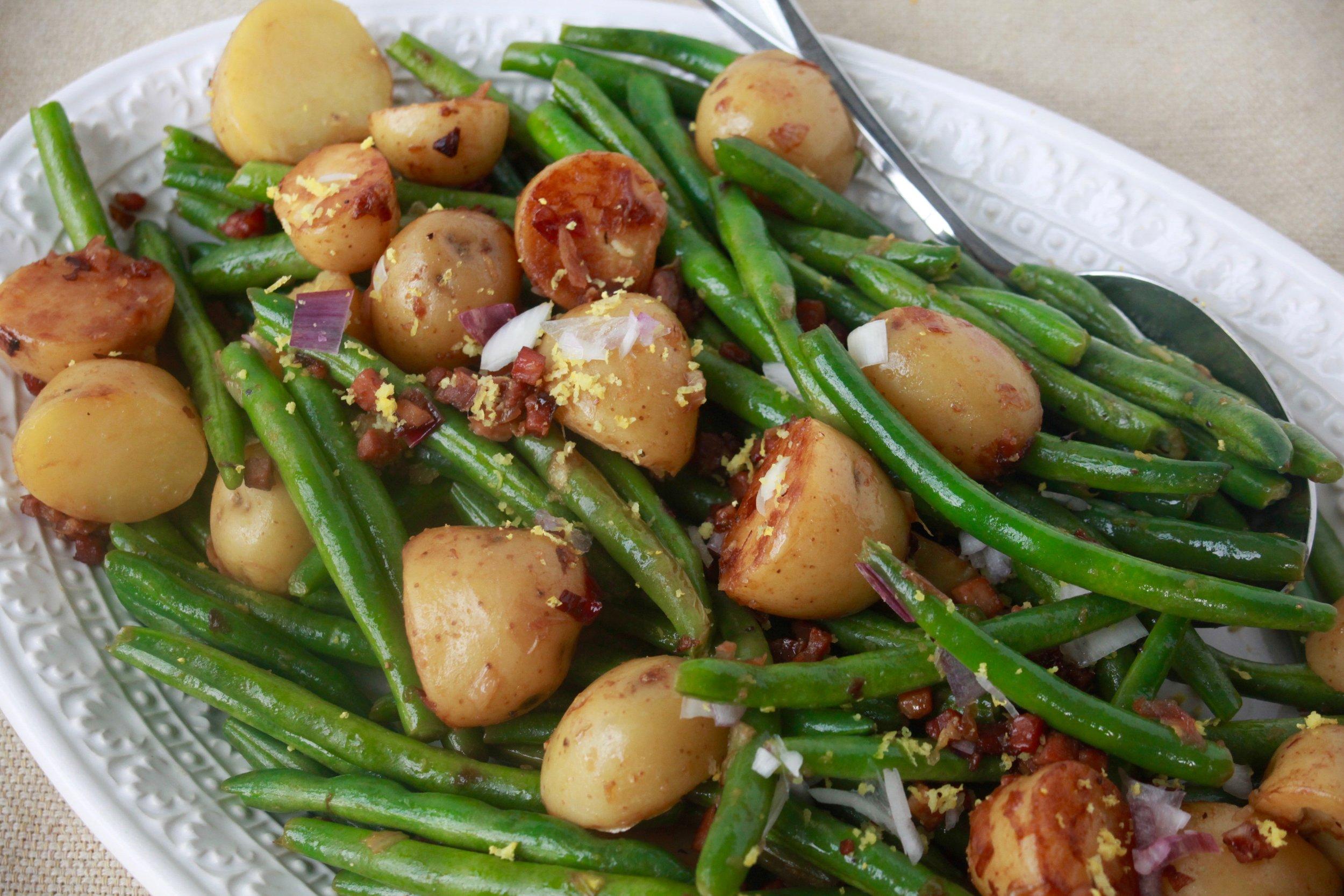 potatoes green beans dishitgirl.jpg
