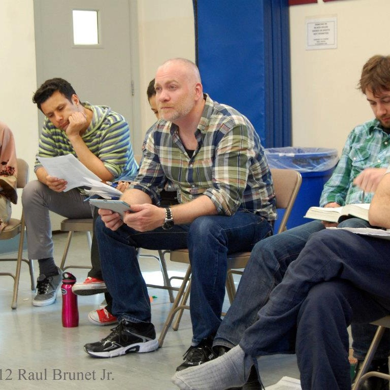 Acting coach, grad school coach, Shakespeare coach