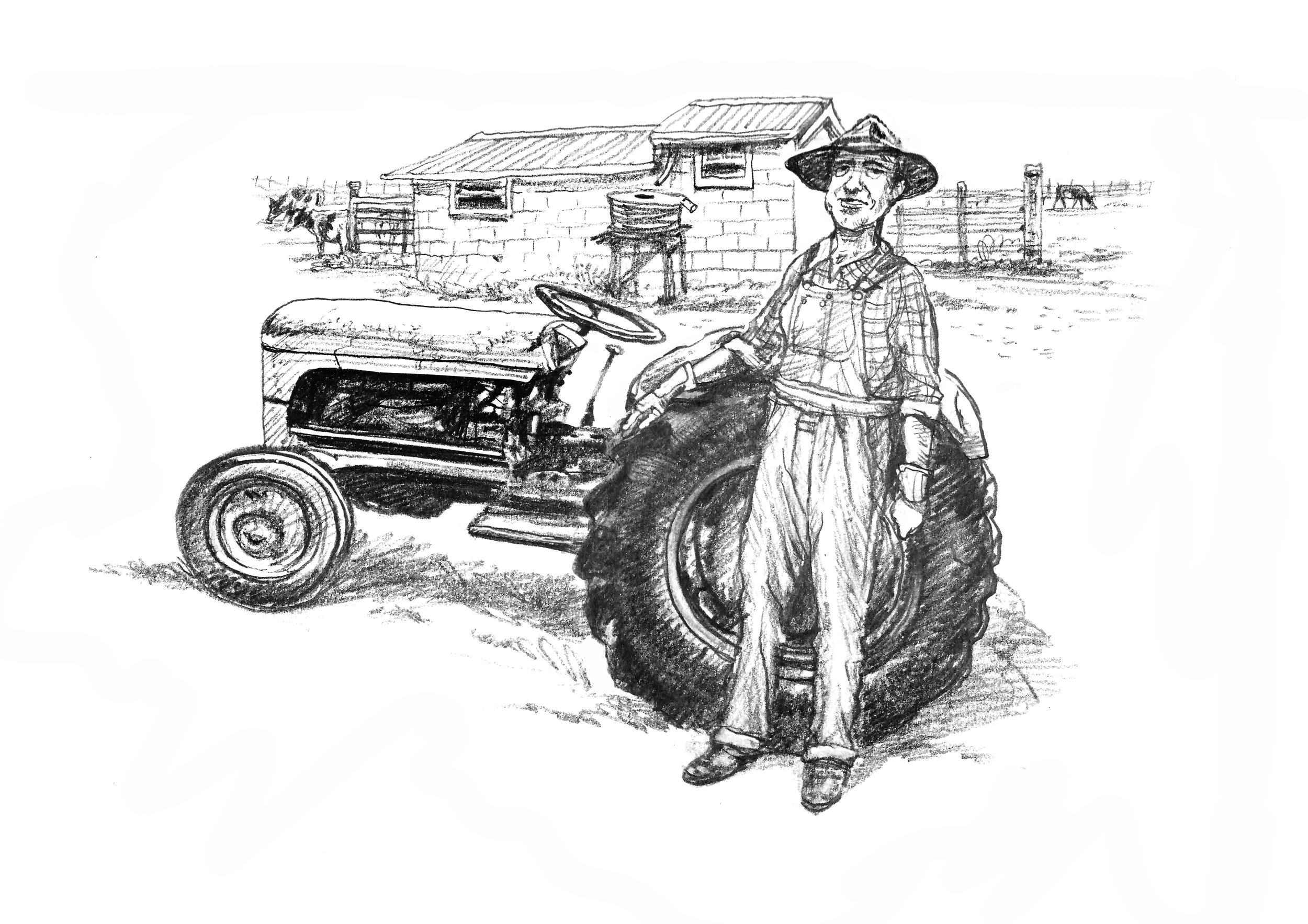 Bobby and tractor.jpg
